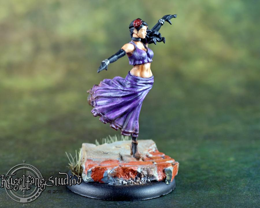 Dancer, Malifaux, Outcasts
