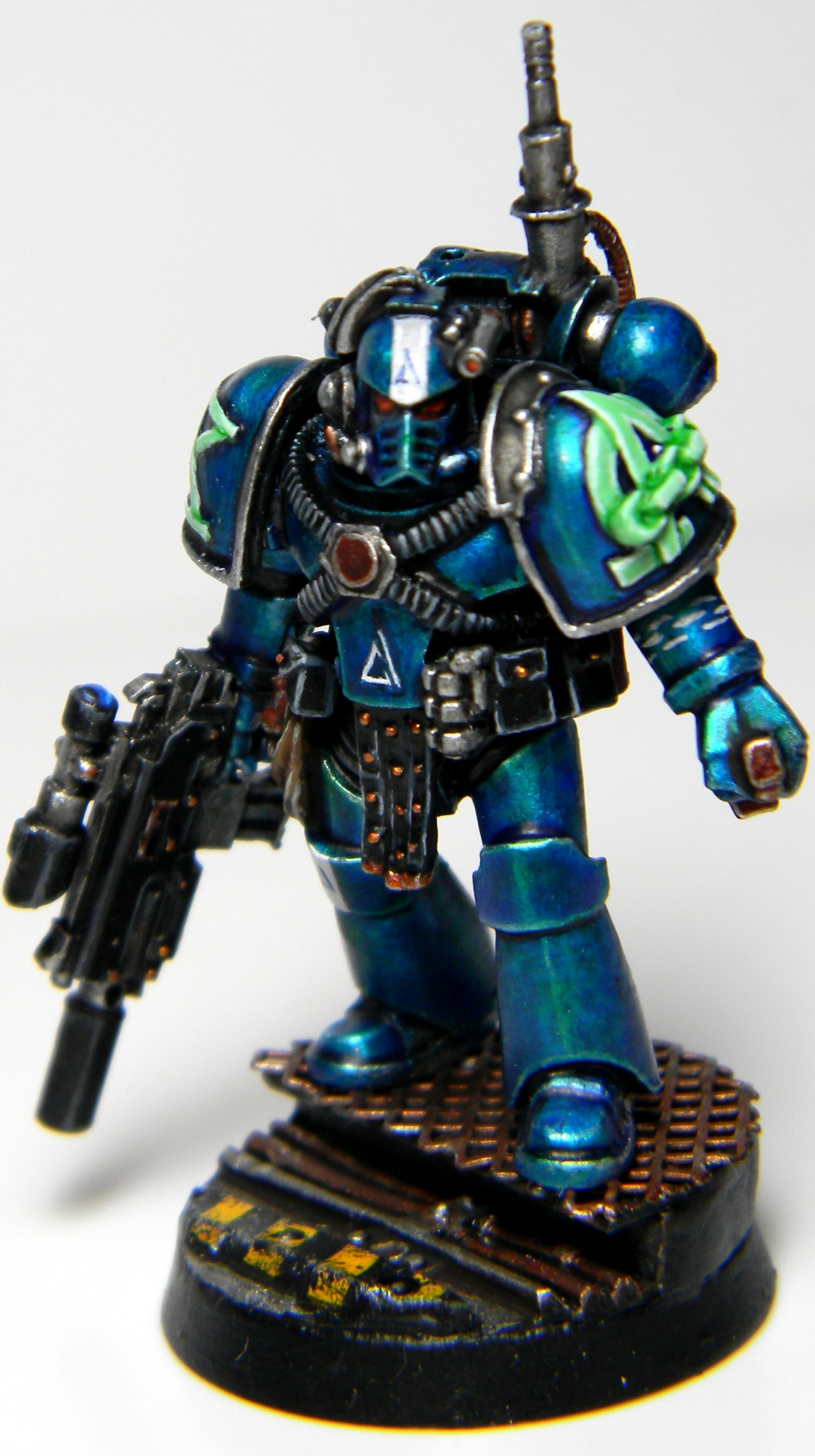 30k, Alpha Legion, Centurion, Hh, Legion