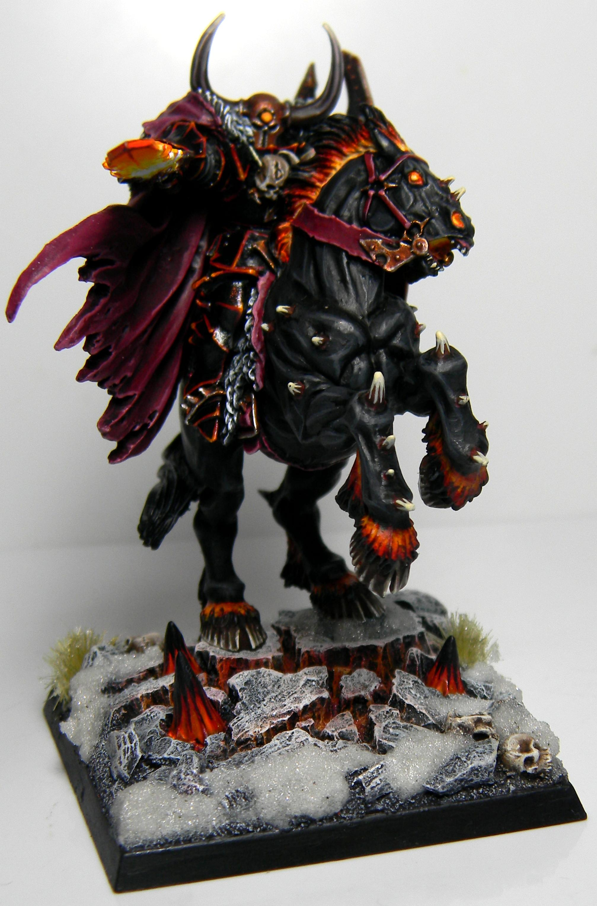 Archaon, Chaos, End Times, Lord, Warriors Of Chaos
