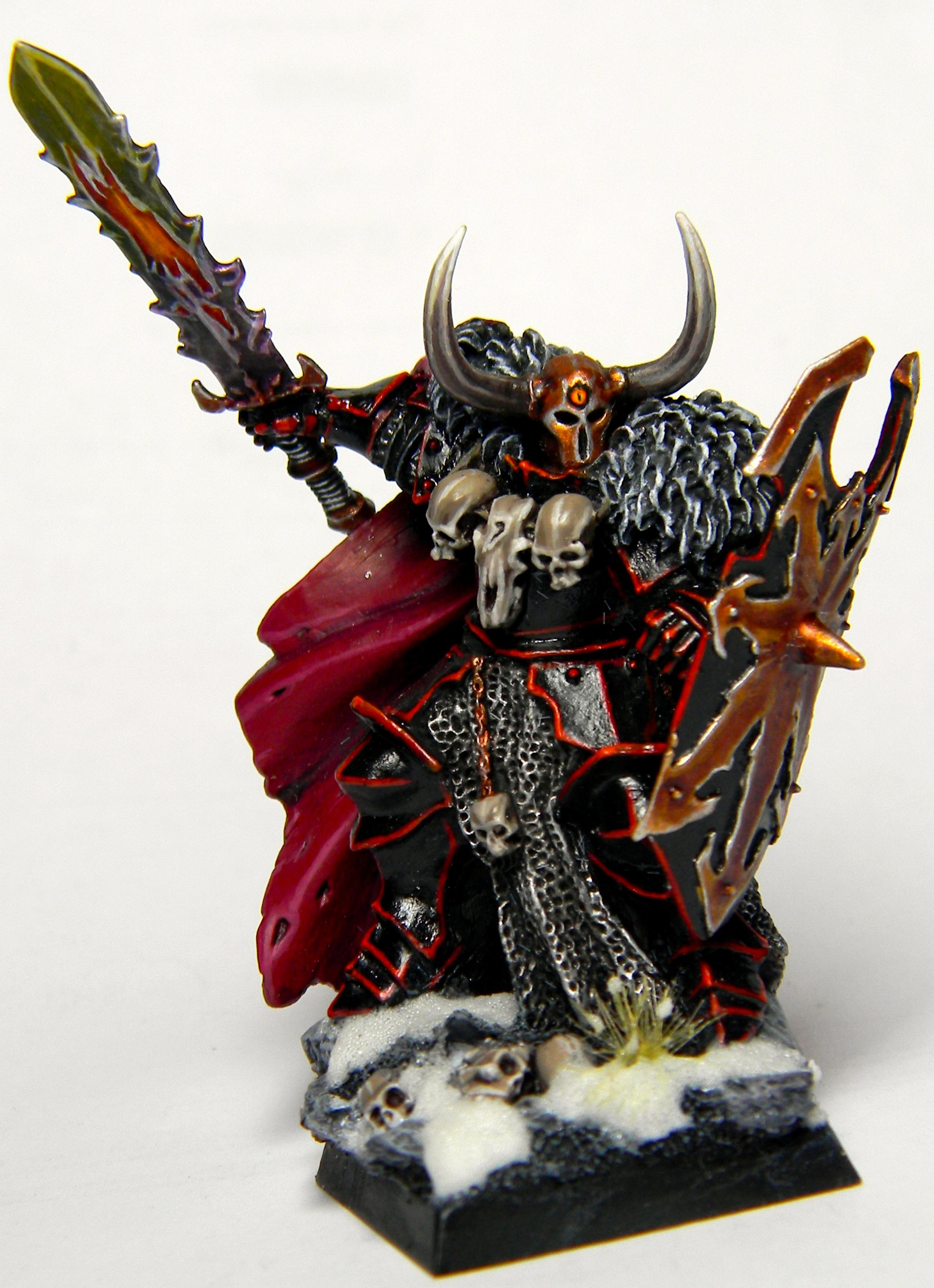 Archaon, Chaos, End Times, Hero, Lord, On Foot, Special Character, Warhammer Fantasy, Warriors