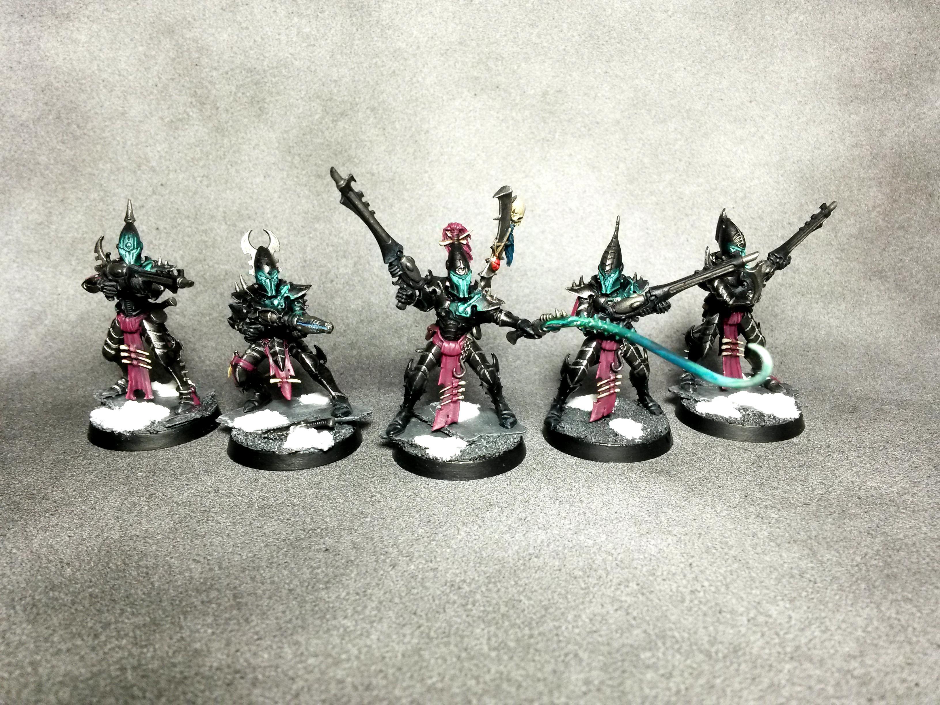 Dark Eldar, Kabalite, Warhammer 40,000