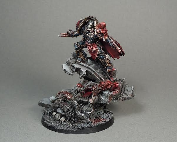 Chaos, Konrad Curze, Night Lord, Primarch