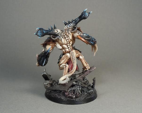 Chaos, Daemon Prince, Night Lord