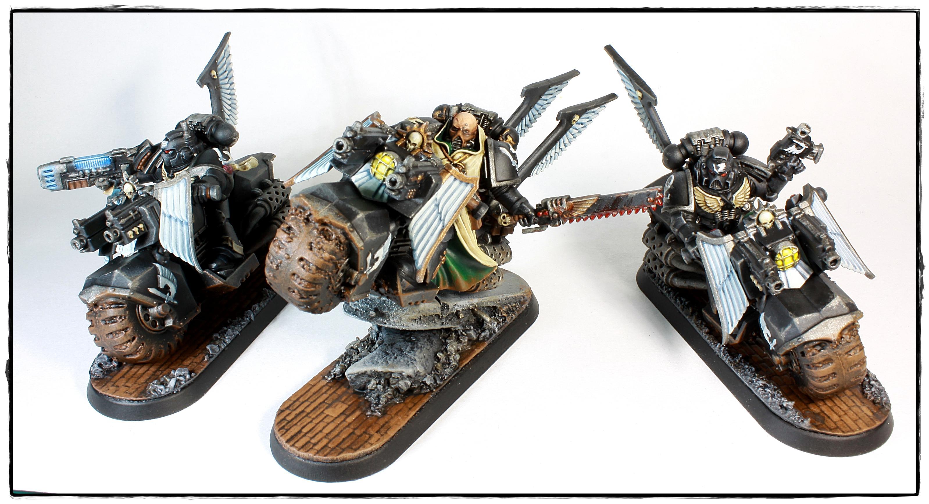 Dark Angels, Dark Vengeance, Ravenwing, Warhammer 40,000