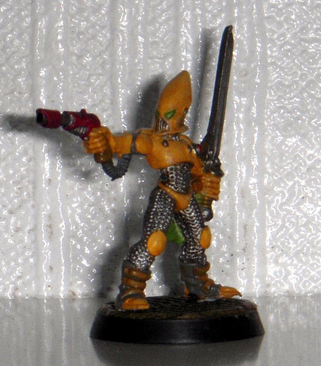 2nd Edition, Eldar, Guardians, Metal, Old