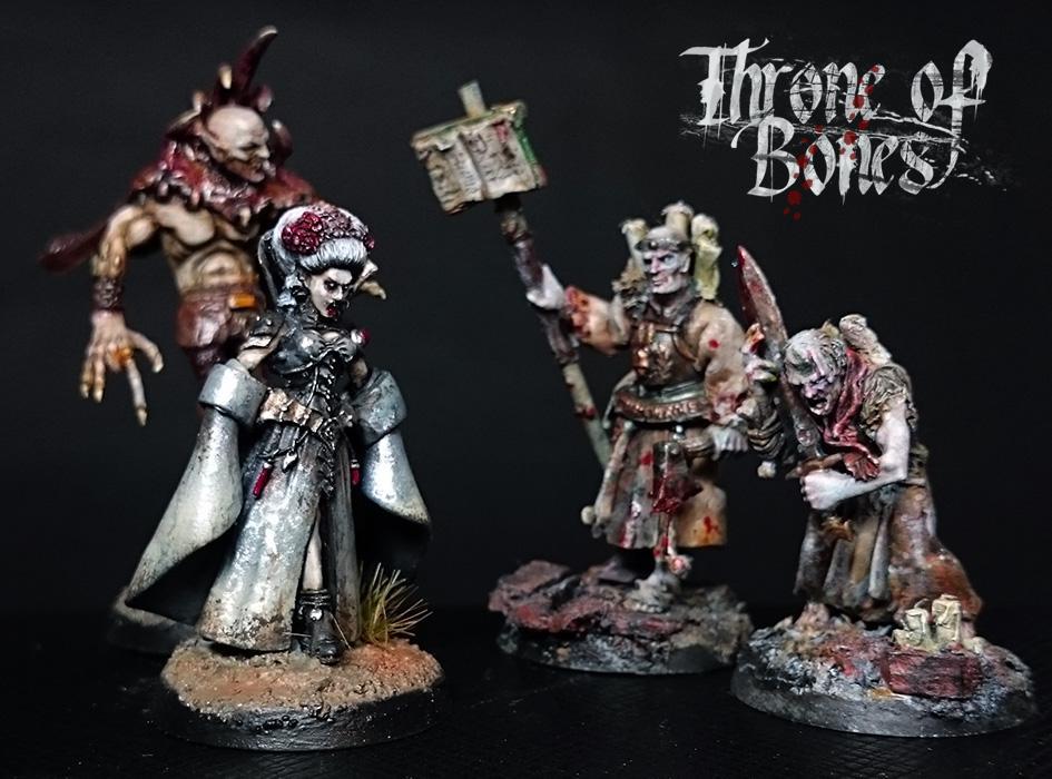 Conversion, Lahmian, Mordheim, Necrarch, Priest, Sigmar, Undead, Vampire