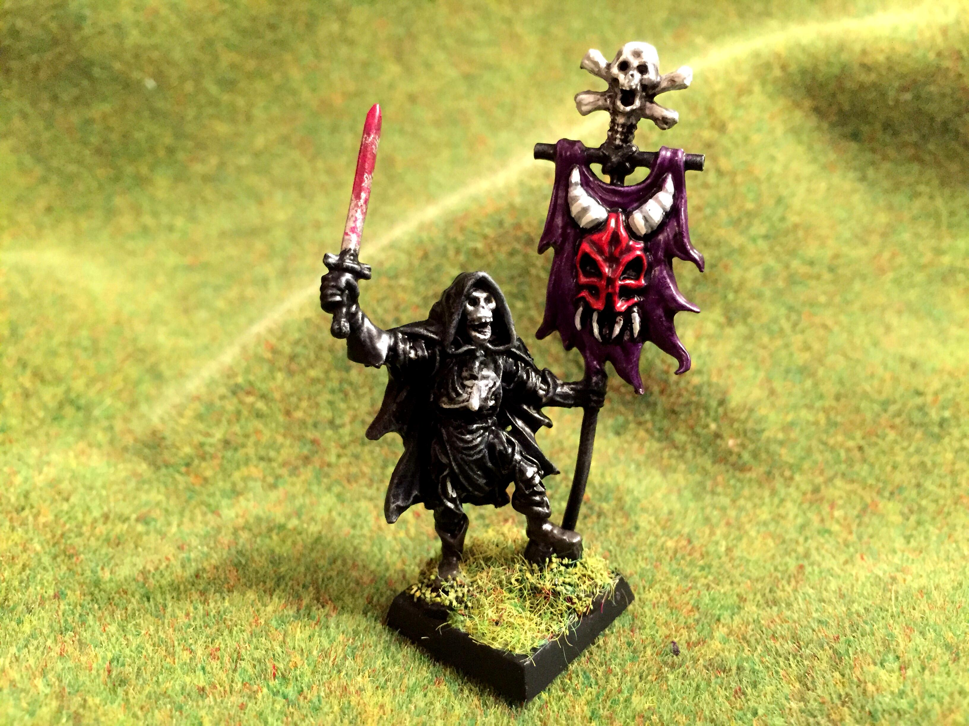 Champion, Counts, King, Skeletons, Undead, Vampire, Wight