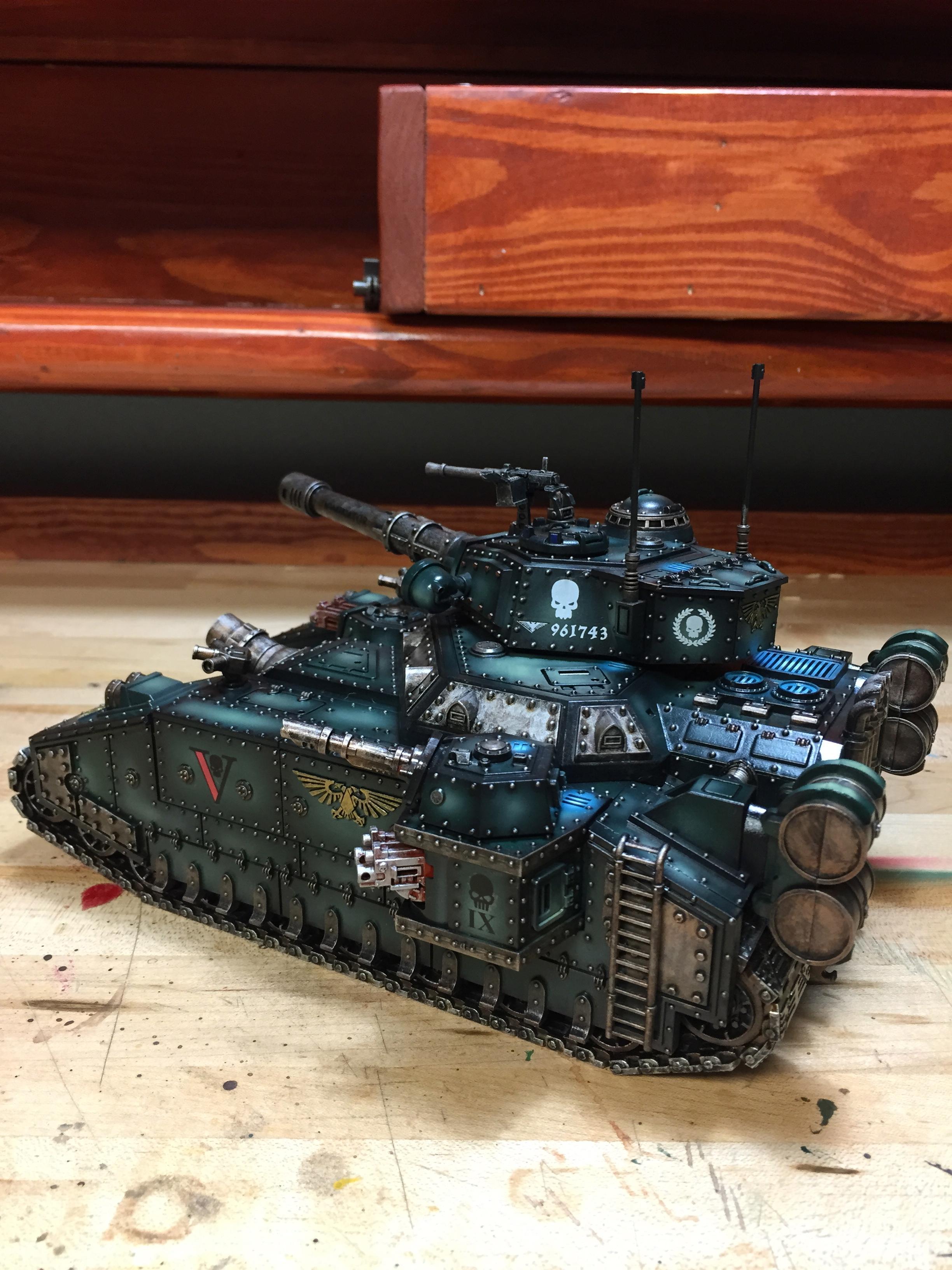 Am, Astra Militarum, Baneblade, Imperial Guard, Tank, Warhammer Fantasy