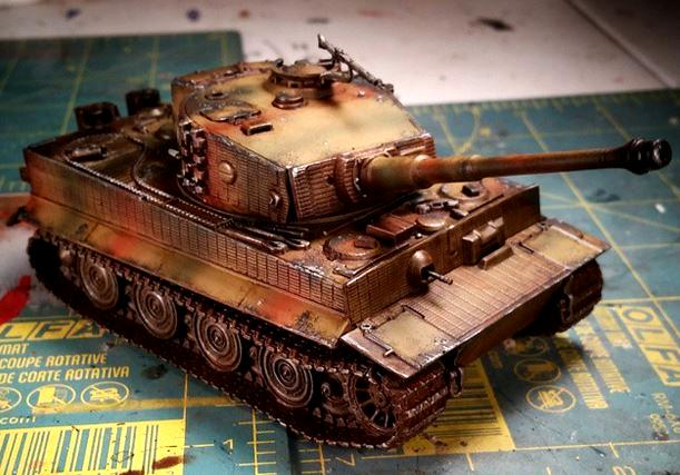 Boltaction, Halftrack, Tank, Tiger, World War 2