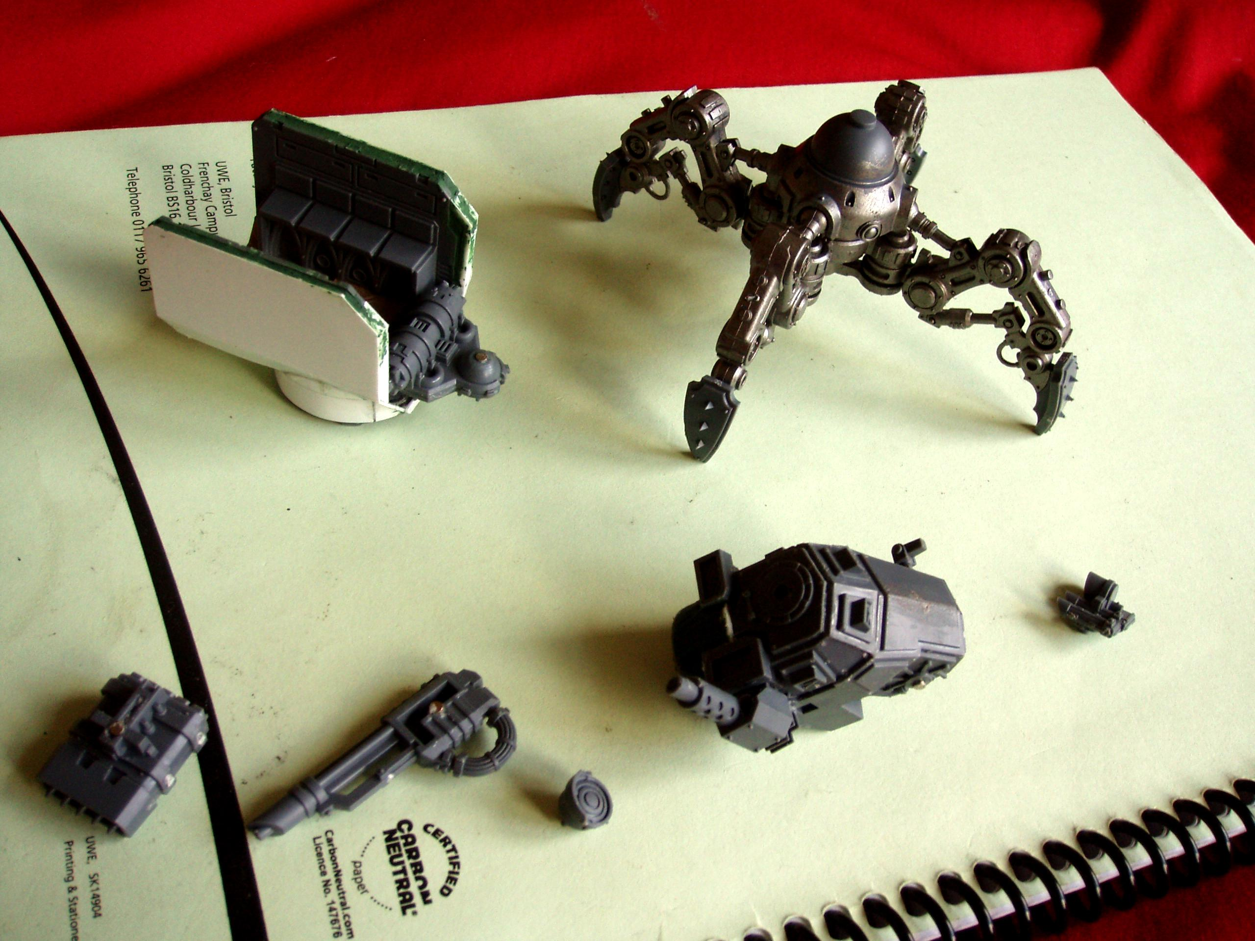 40k Mule, Mars Universal Land Engine Ordo Reductor, Mechanicum, Mechanicus, Mule, Onager, Skitarii