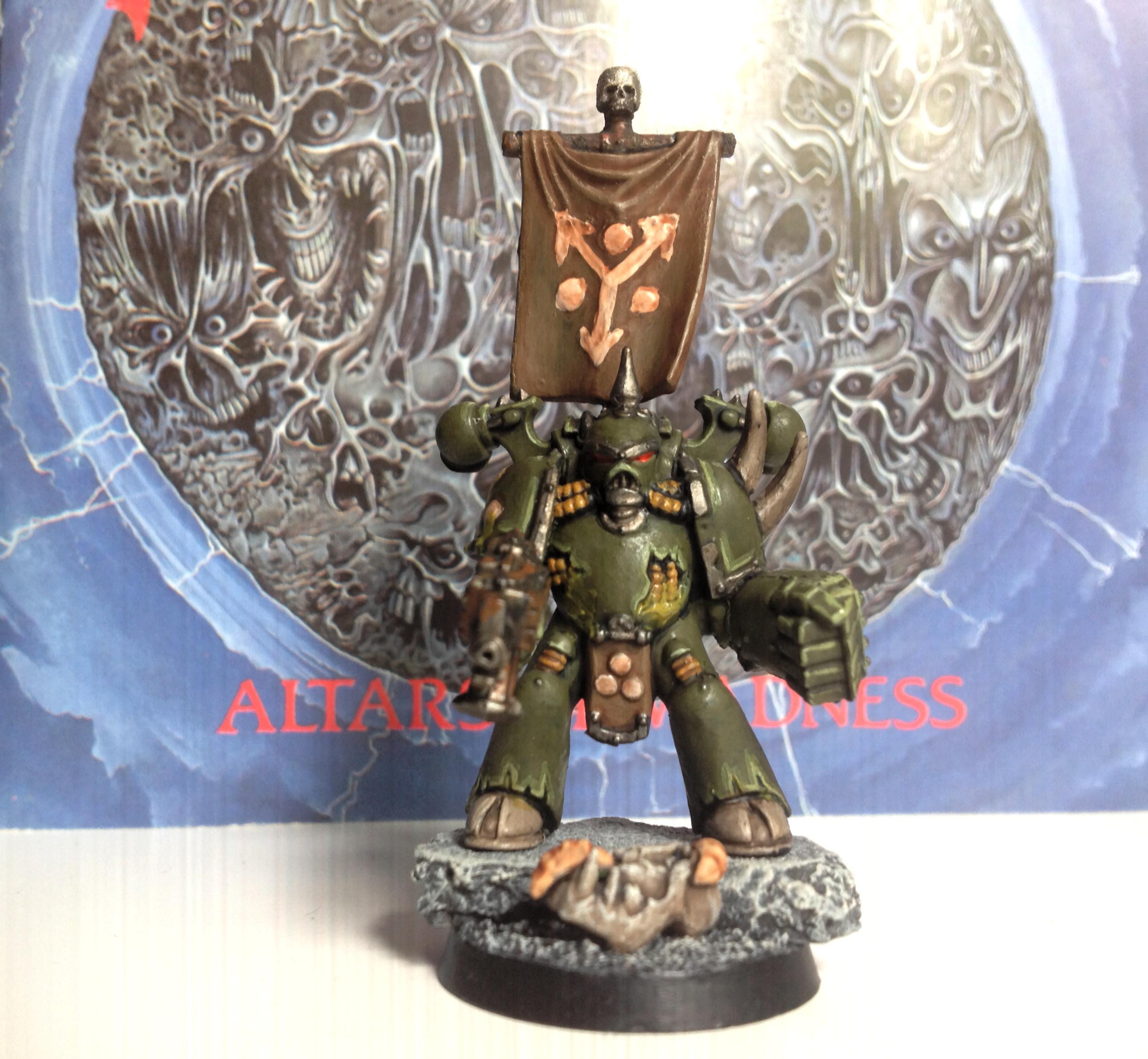 Plague Champion front