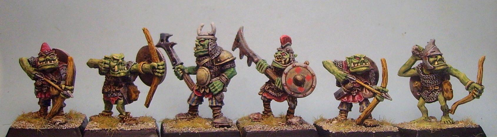 Harboths Orc Arrer Boyz and Harboth