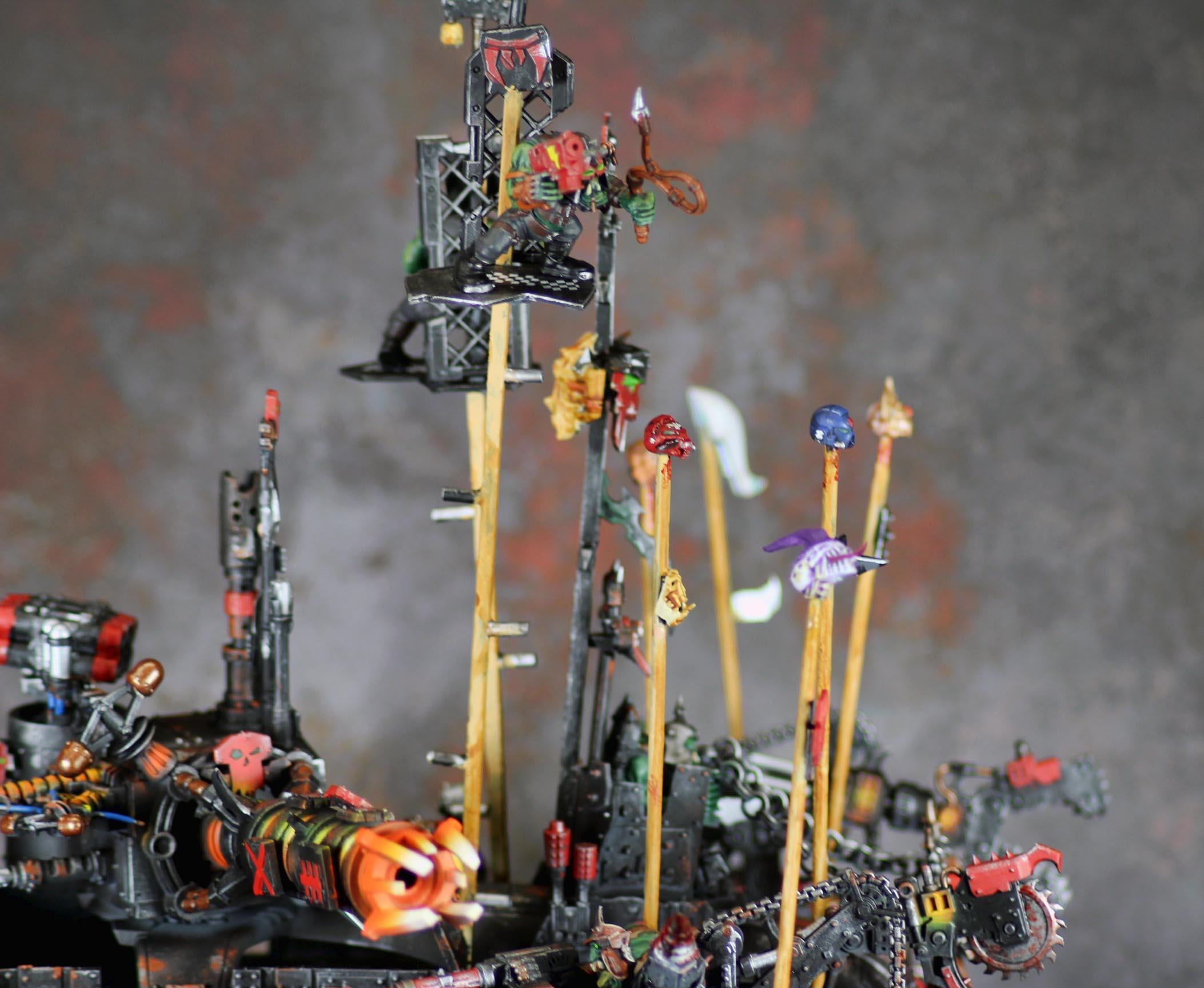 Fury, Mad, Max, Orks, Road, Warhammer Fantasy