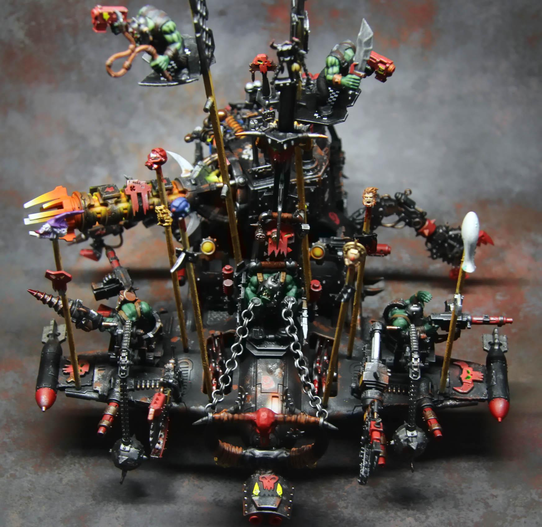 Fury, Mad, Max, Orks, Road, Warhammer Fantasy