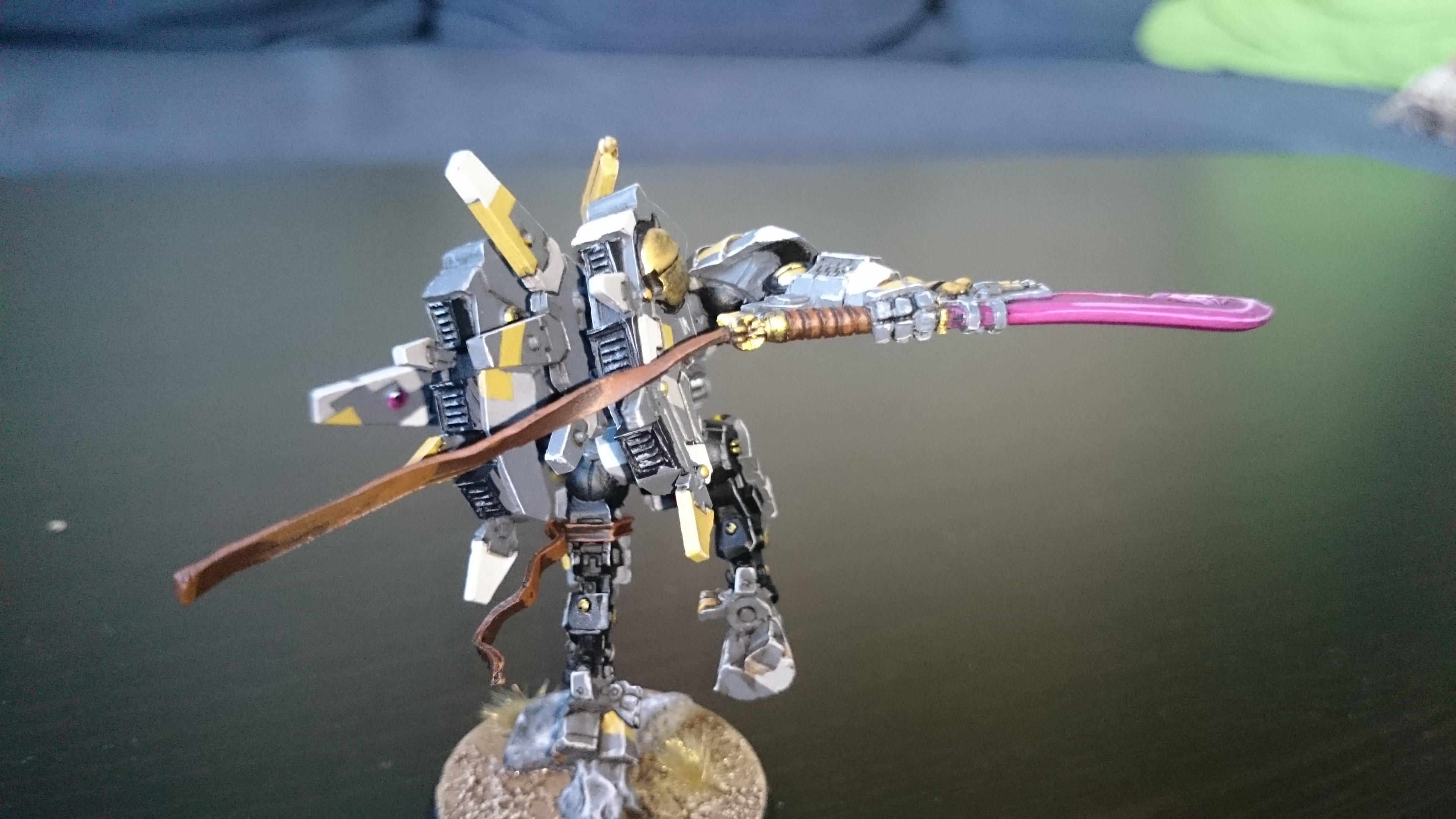 Farsight, Tau, Commander Farsight
