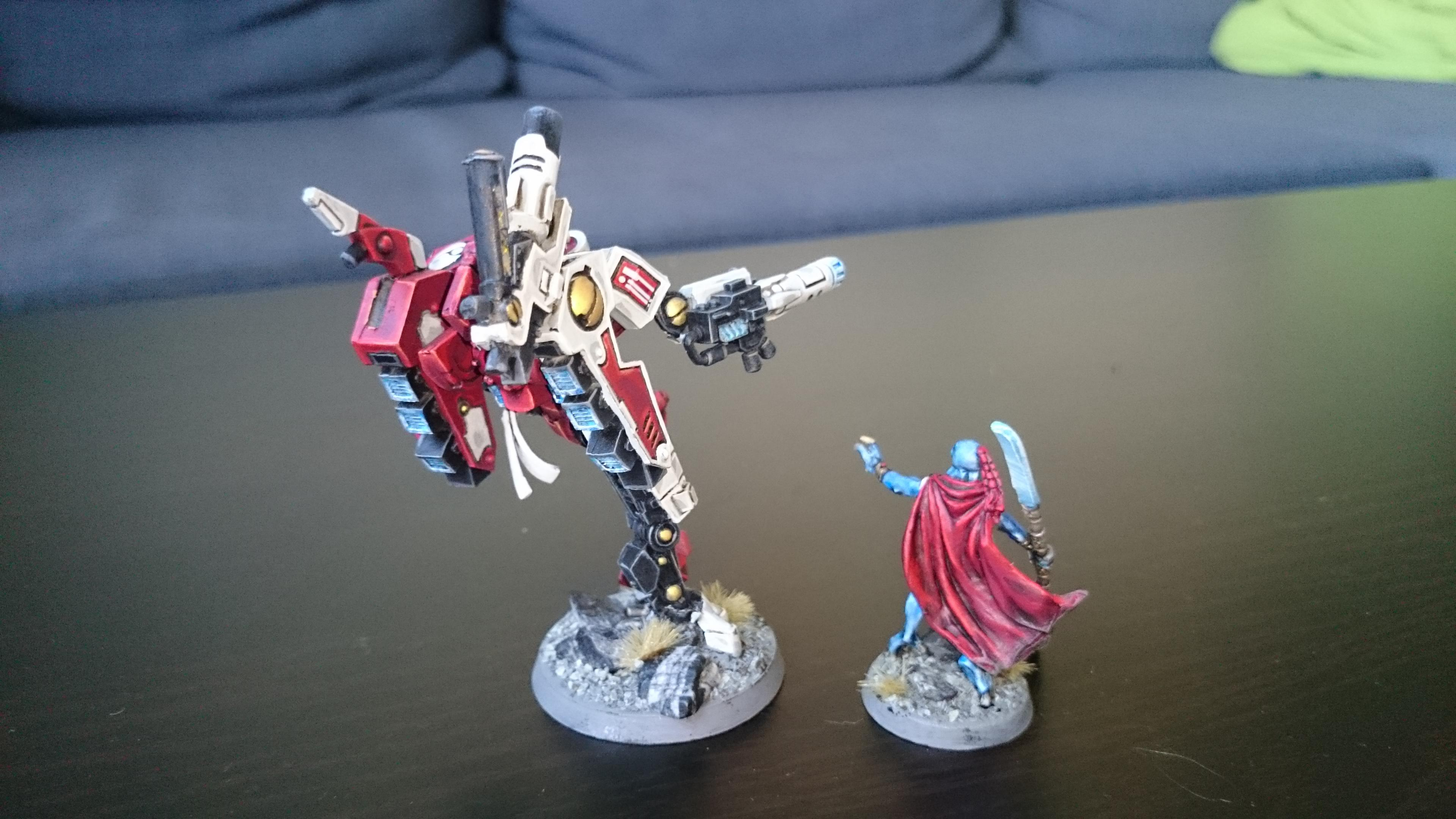 Commander and Ethereal