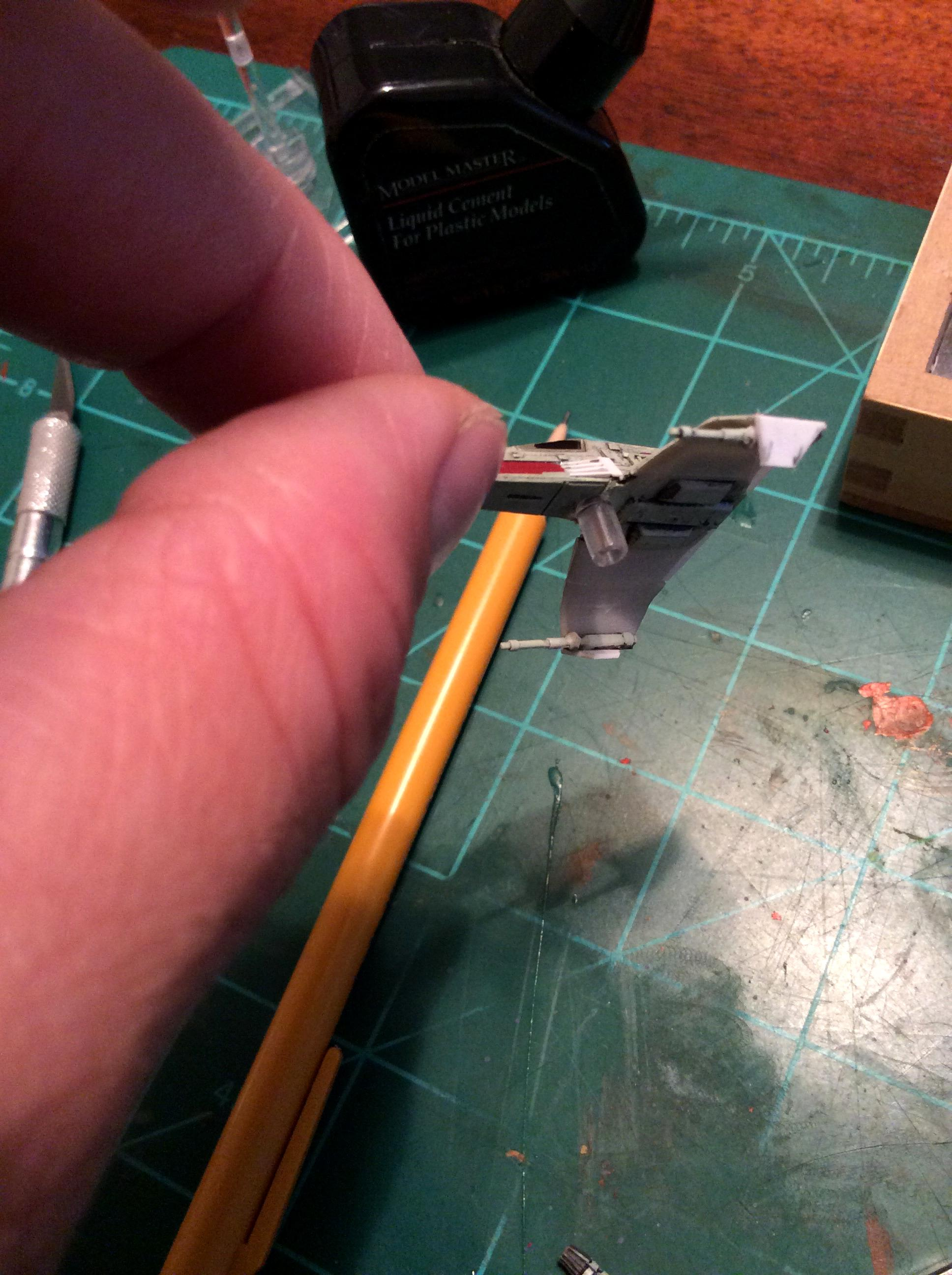 1:270, E-wing, Jaffamaster, Miniatures Game, Star Wars, X-Wing