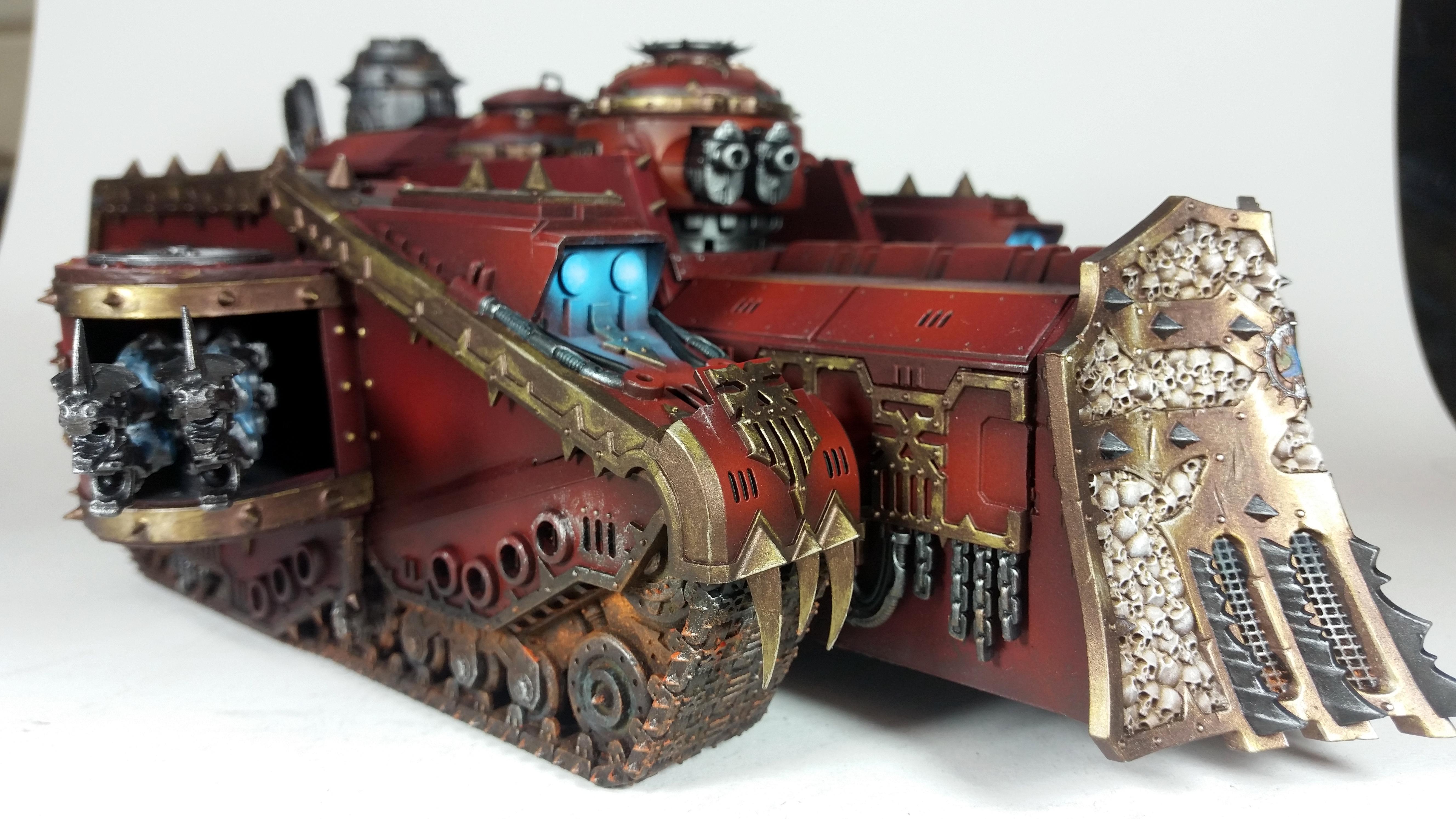 Chaos, Daemons, Khorne, Tank, Transport, Vehicle