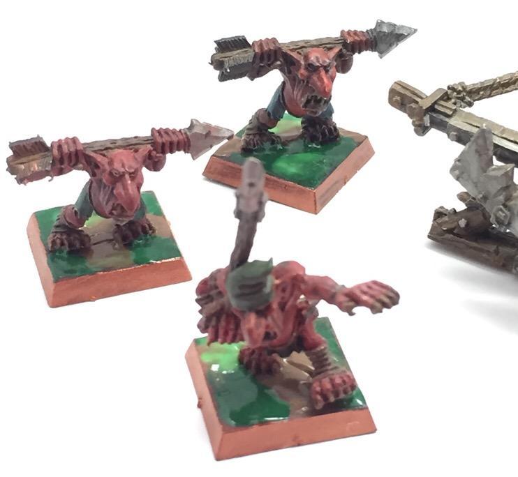 Goblins from the spear chukka team