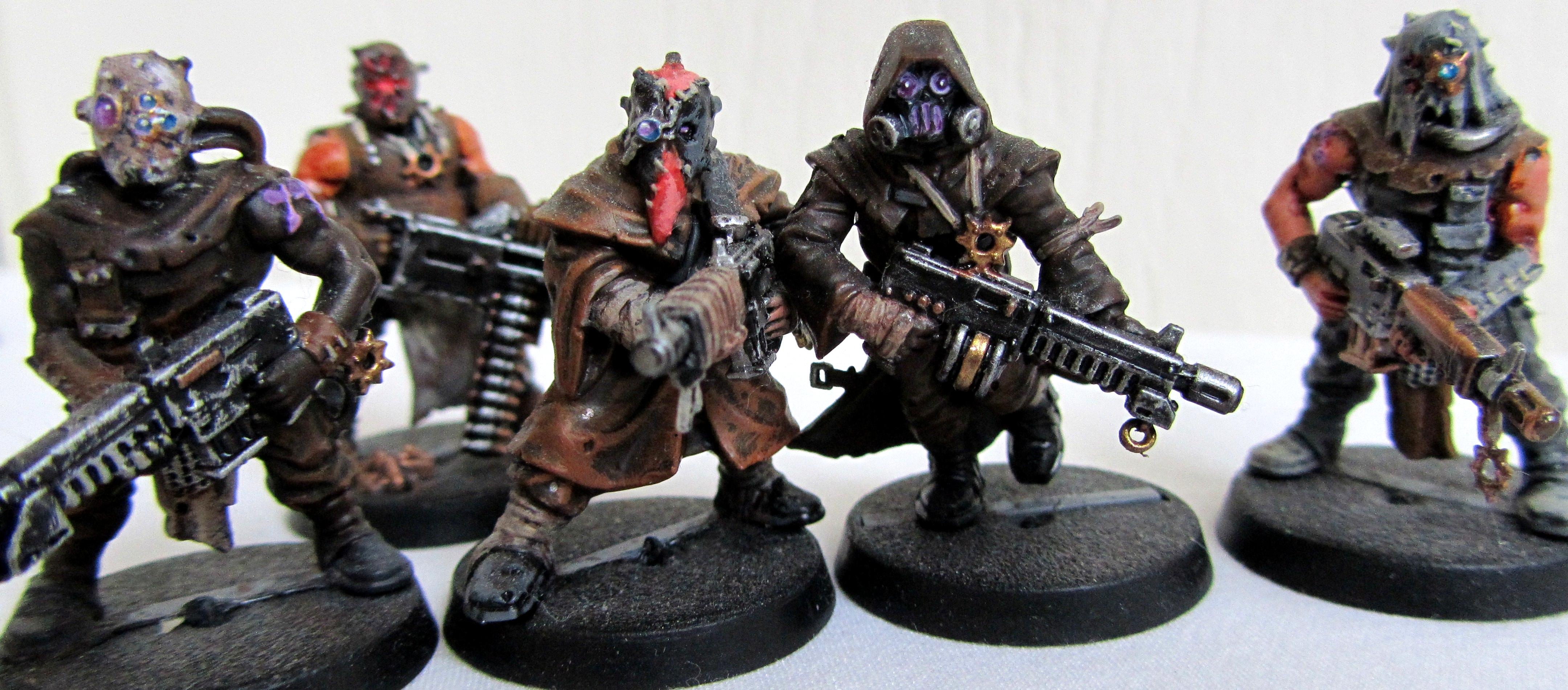 Chaos, Cultist, Cultists, Renegade