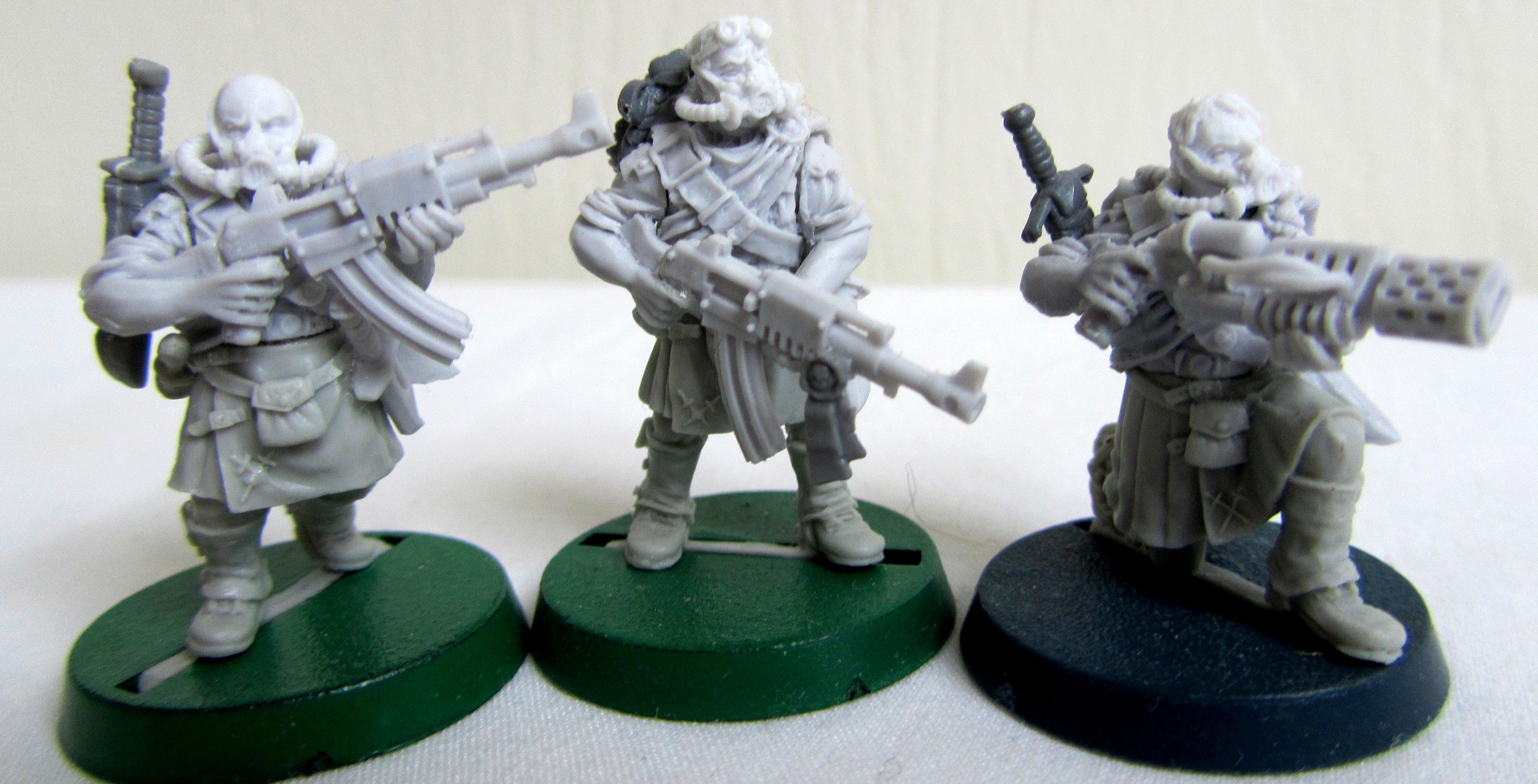 Highlander, Imperial Guard, Kaskrins, Militarum Tempestus, Scions, Scottish, Victoria Miniatures