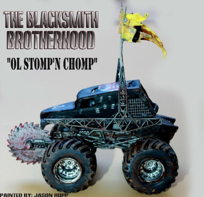 High Quality 666, Battle Cars, Blacksmith, Brotherhood, Cars, Chomp, Combat, Conversion