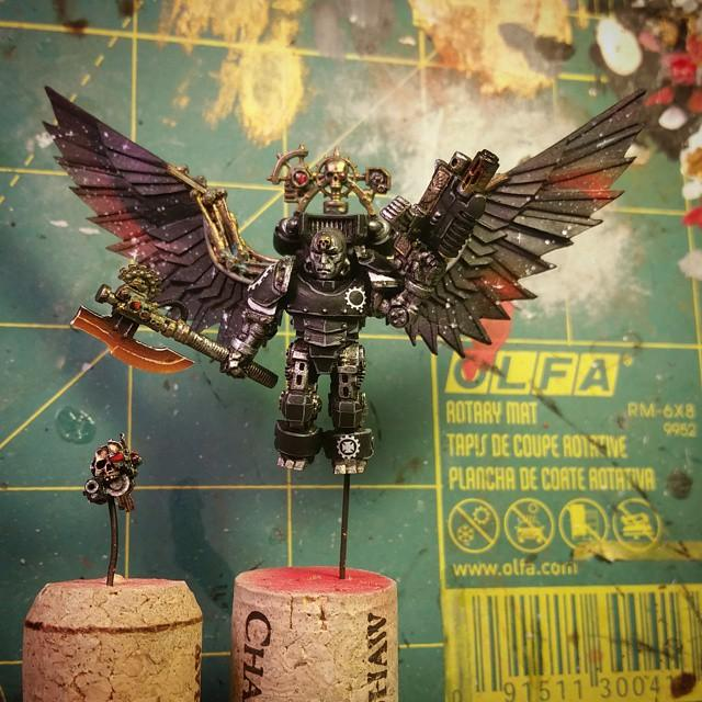 Angel, Clockwork, Conversion, Winged