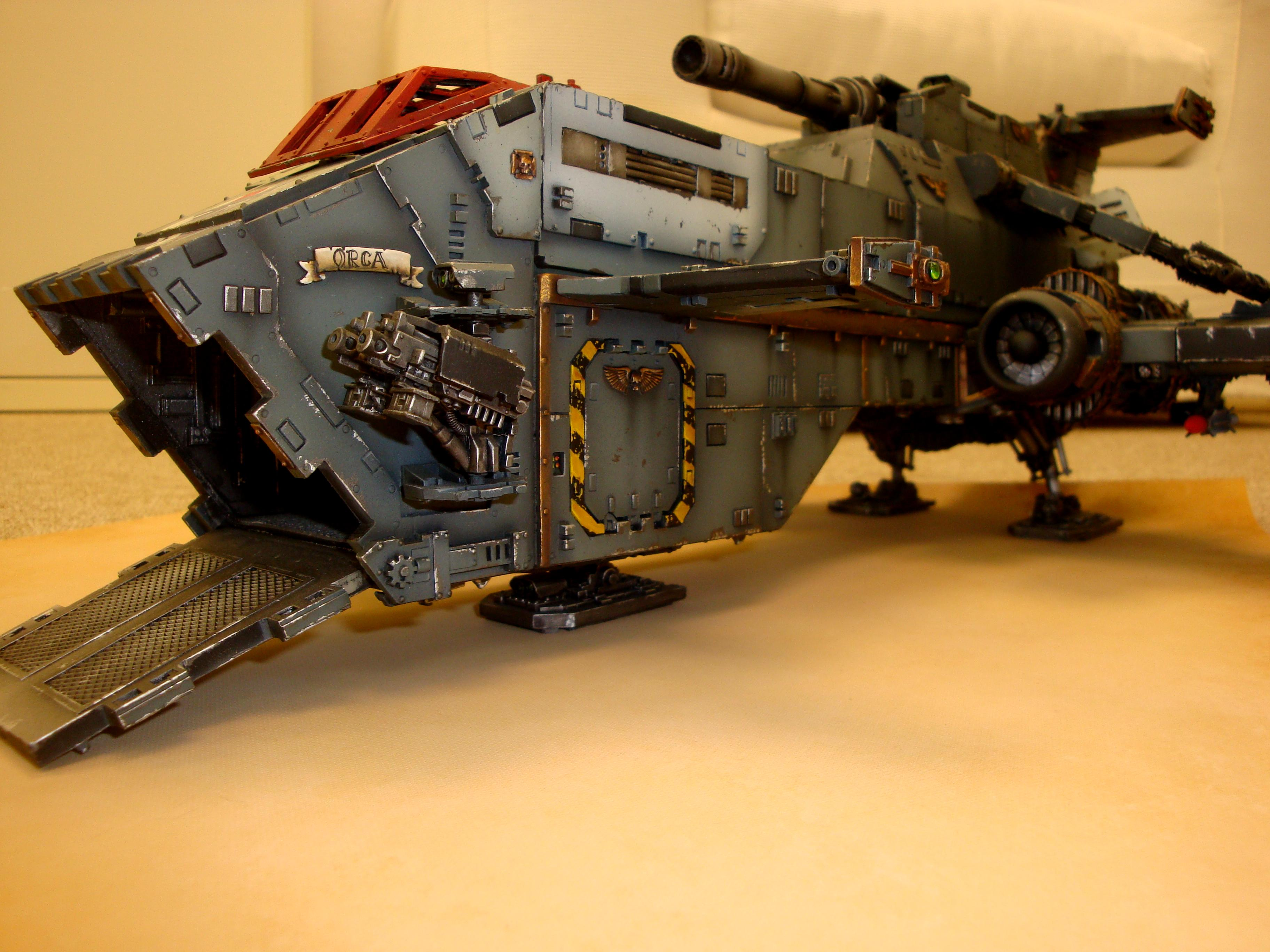 Details, Forge World, Space Sharks, Thunderhawk
