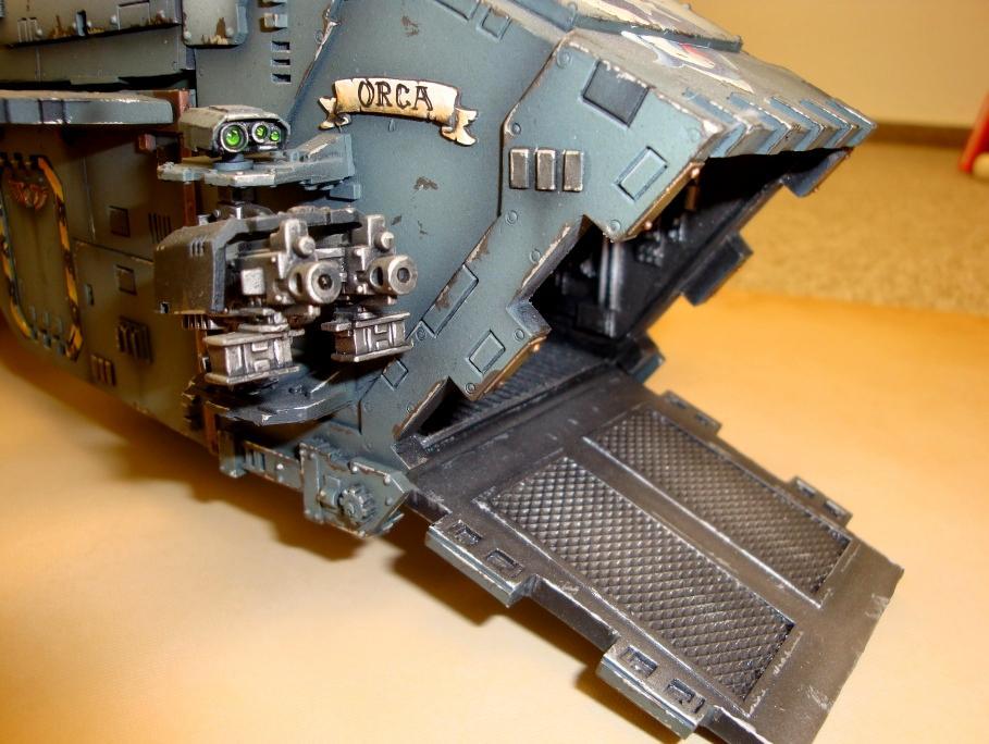 Details, Forge World, Space Sharks, Thunderhawk
