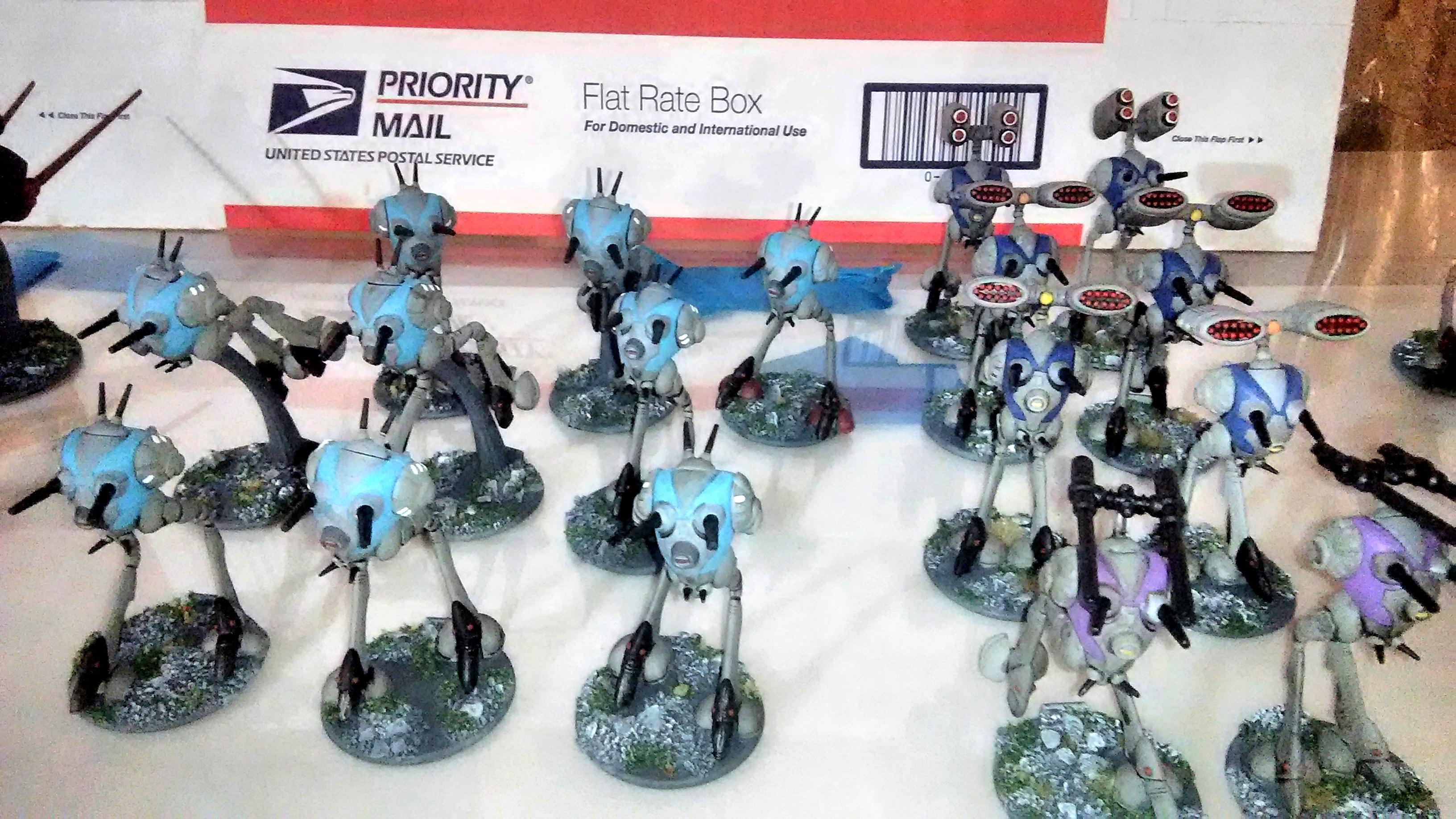 Robotech, robotech regults and arty pods