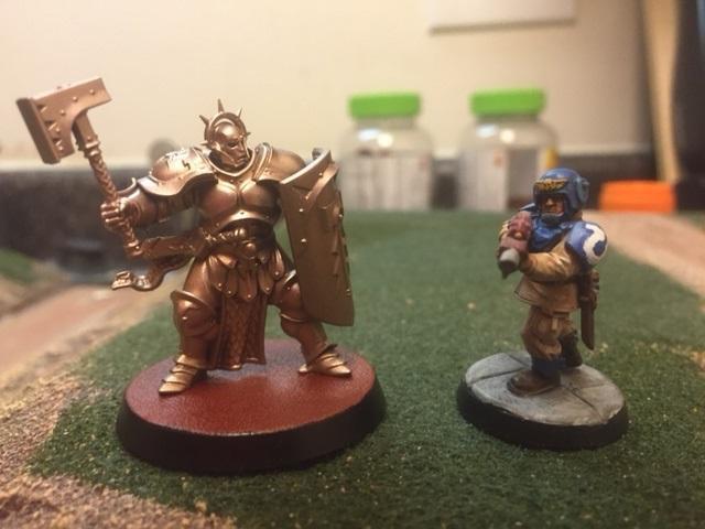 Liberator v Guardsman
