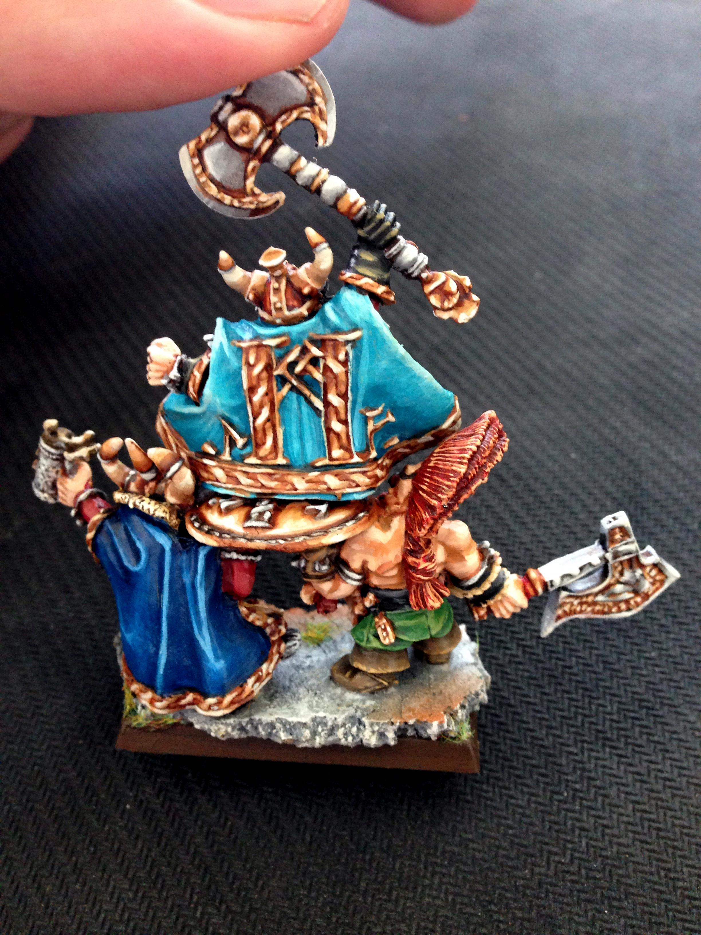 Commision, Dwarves, Special, Wfb