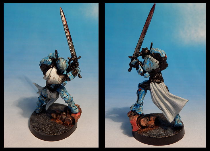 Father Knight, Infinity, Panoceania