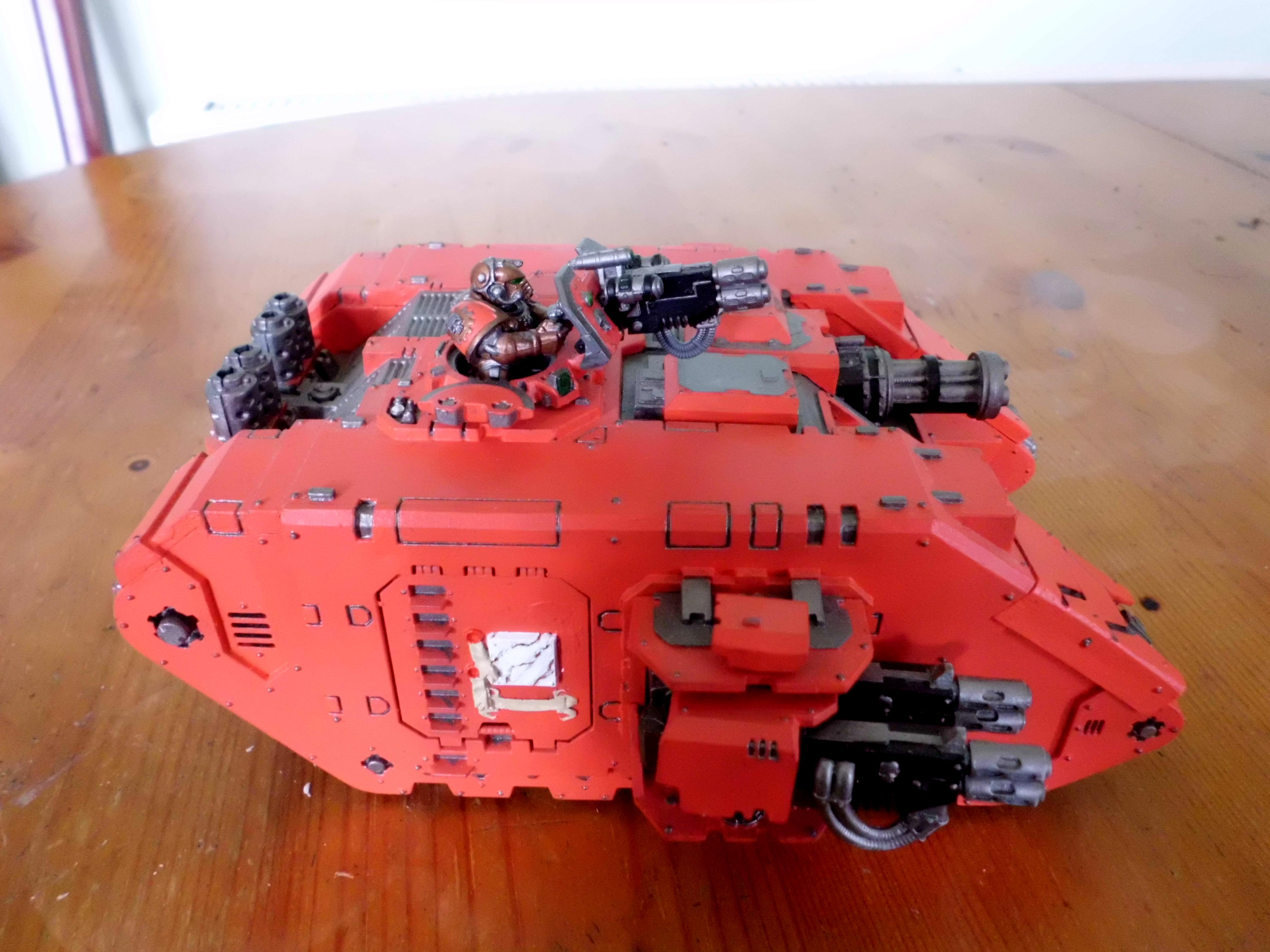 30k, Legion Land Raider Achillies