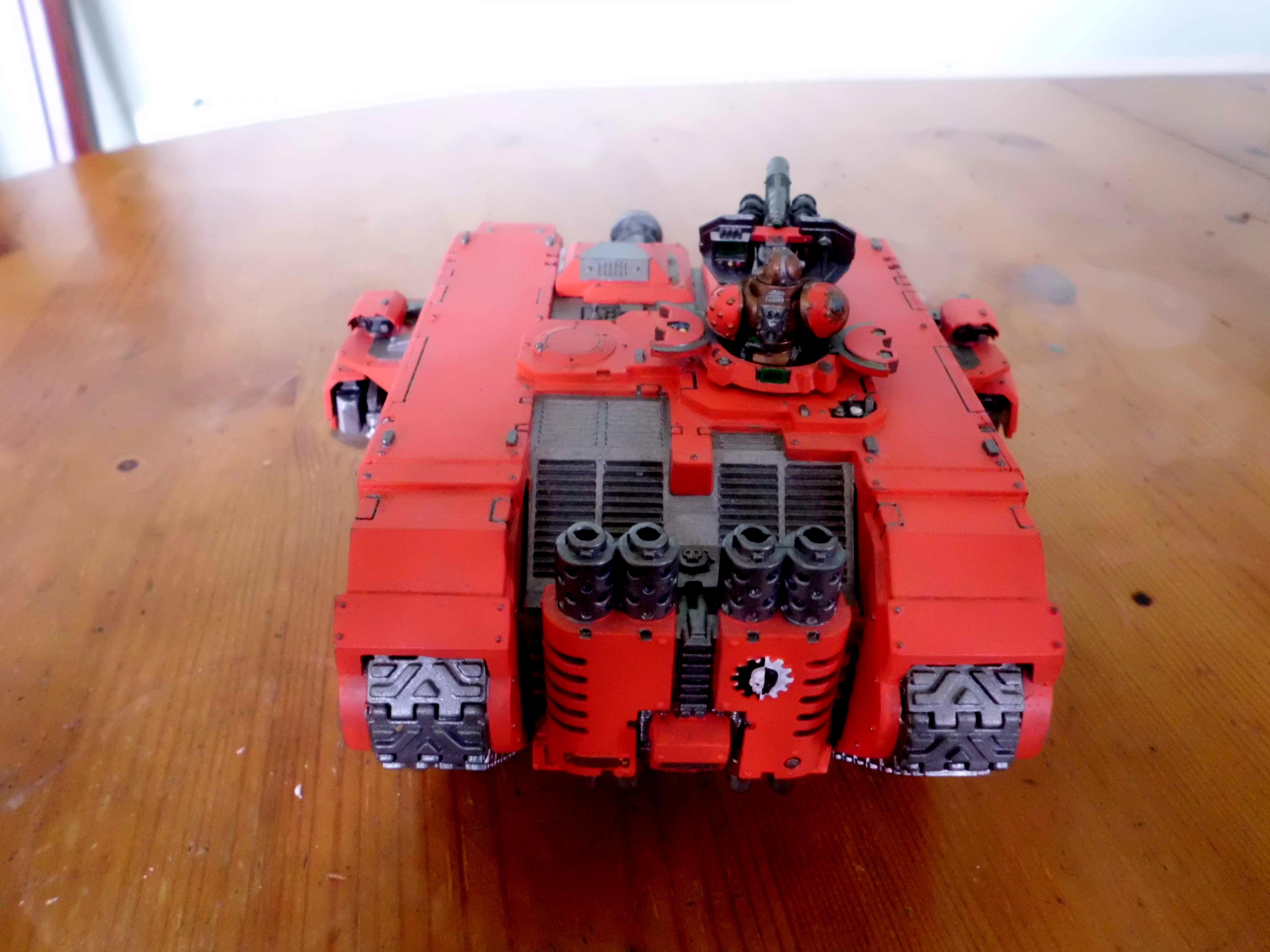 30k, Legion Land Raider Achillies