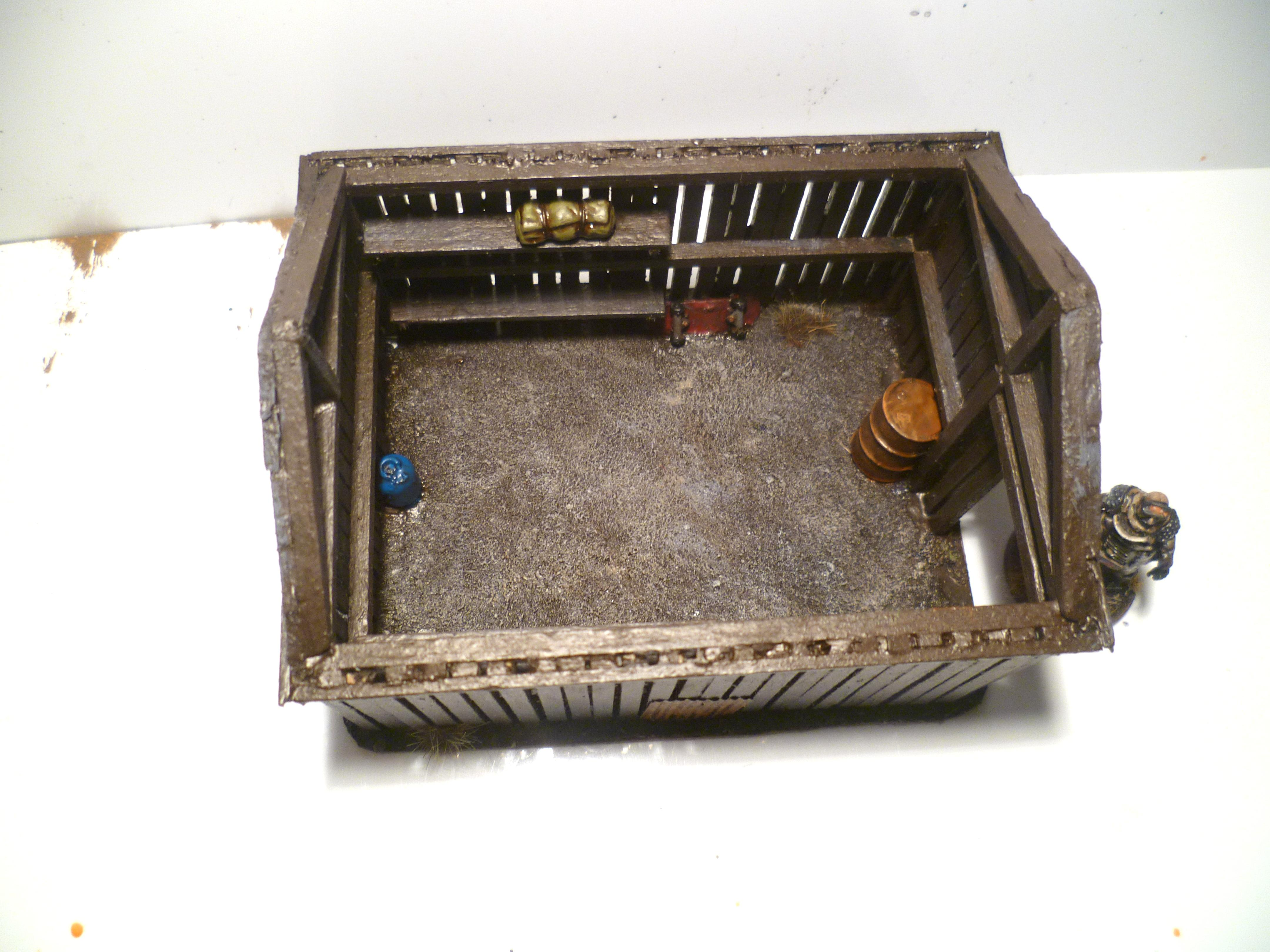 28mm, Interior, Modern, Shed, Terrain, Wood