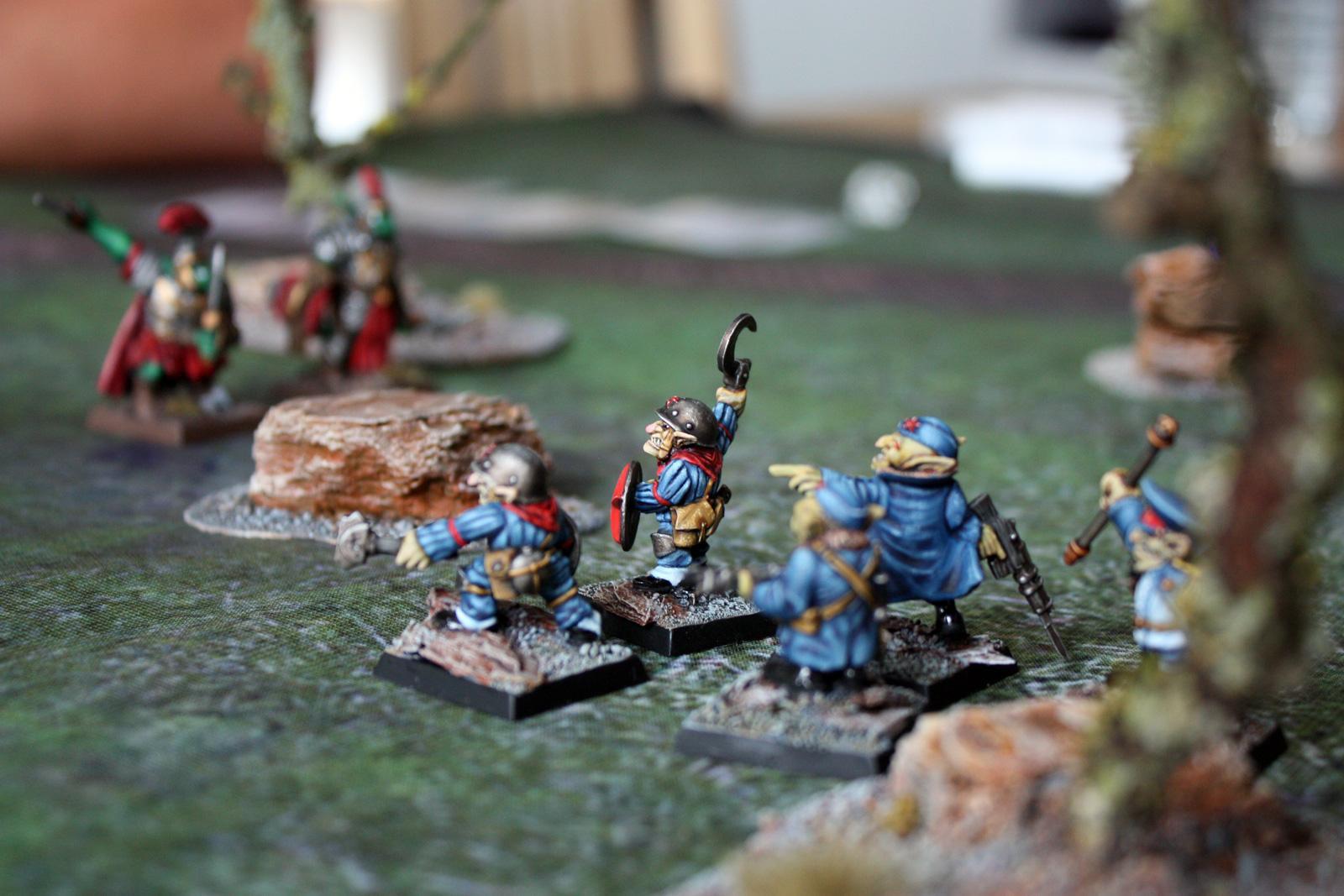 Battle, Control, Fury, Goblins, In Game, Orcs, Outburst, Romans, Rssg, Soviet