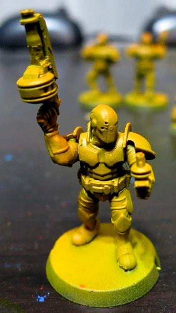 Karist, Karist Troopers, Maelstrom%27s Edge, Maelstrom's Edge, Maelstroms Edge, Work In Progress