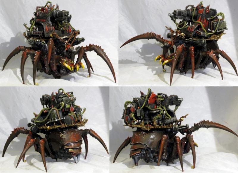 Morkanaut, Orks, Spider