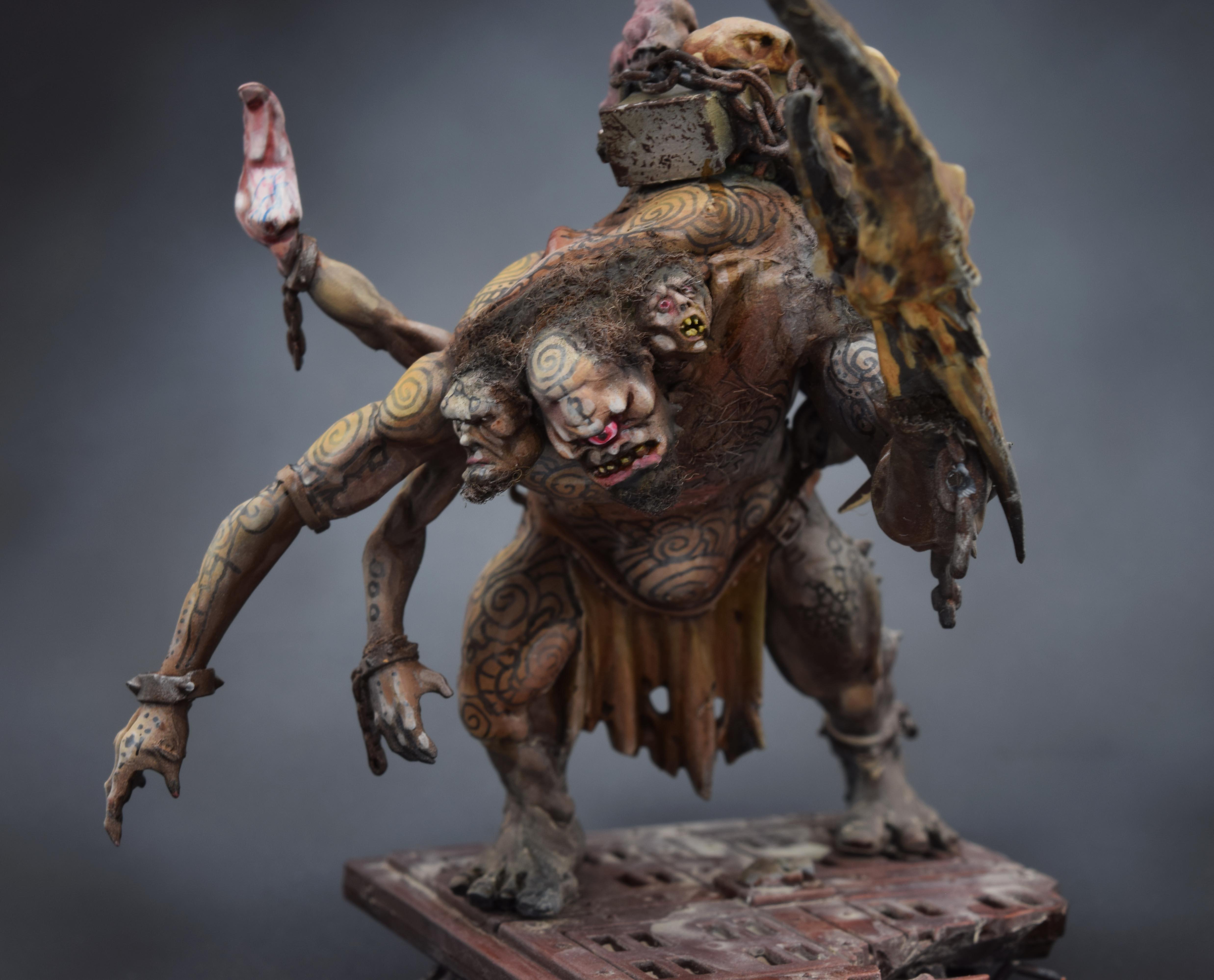 Chaos, Cultist, Mutant, Ogres, Ogryns, Spawn