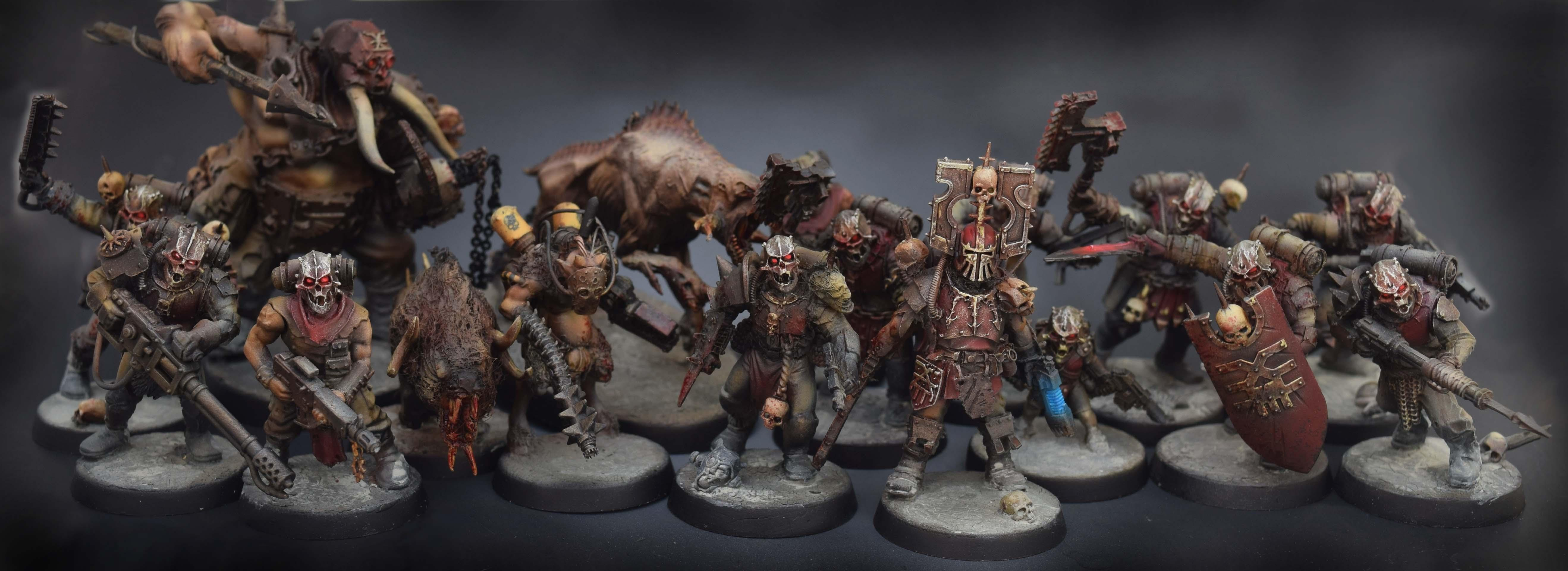 Cultists, Khorne