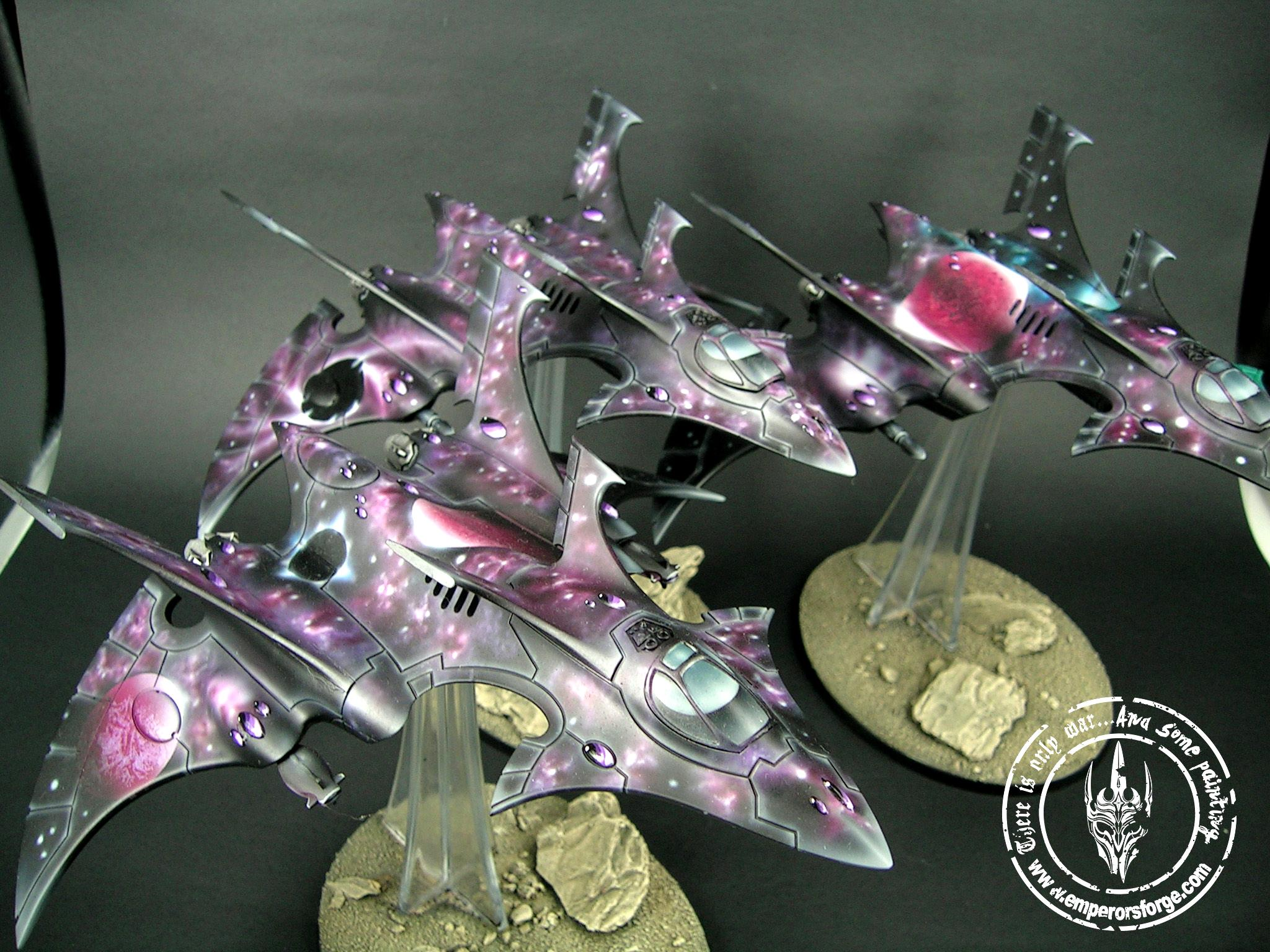 Crimson Hunter, Eldar, Galaxy, Space