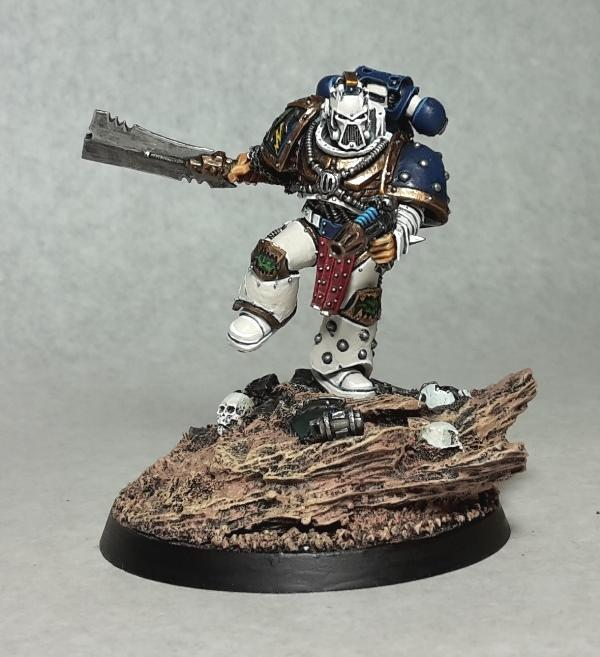 Pre Heresy, World Eaters - Kharn the Bloody - Gallery ...