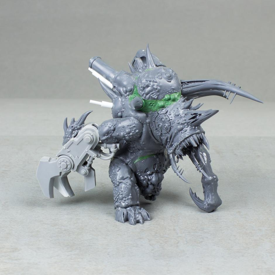 Chaos, Conversion, Dark Mechanicus, Decay, Forge World, Leman Russ, Lords Of Decay, Malcador, Nurgle, Plague Marines, Reaper, Renegade, Rust, Scratch Build, Sorcerer, Sorceror, Spawn, Spined Beast, Terminator Armor, Warhammer 40,000, Work In Progress