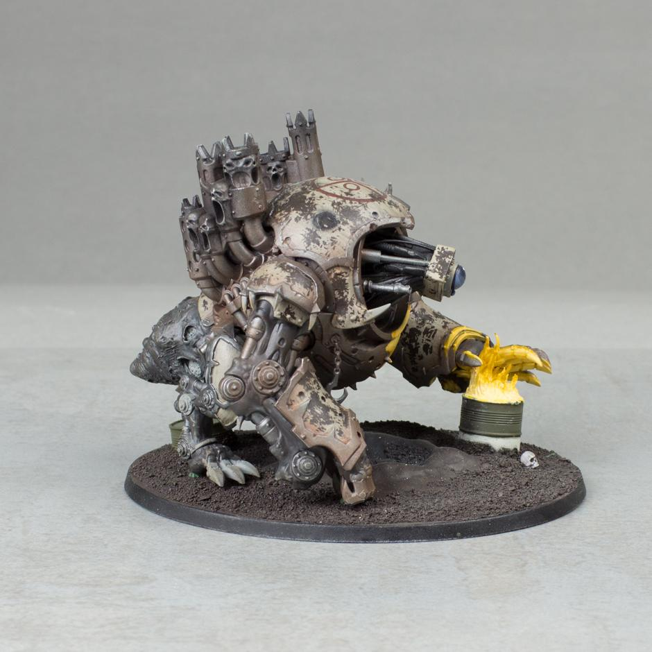 Chaos, Conversion, Dark Mechanicus, Decay, Forge World, Lords Of Decay, Nurgle, Reaper, Renegade, Rust, Scratch Build, Spawn, Warhammer 40,000, Work In Progress