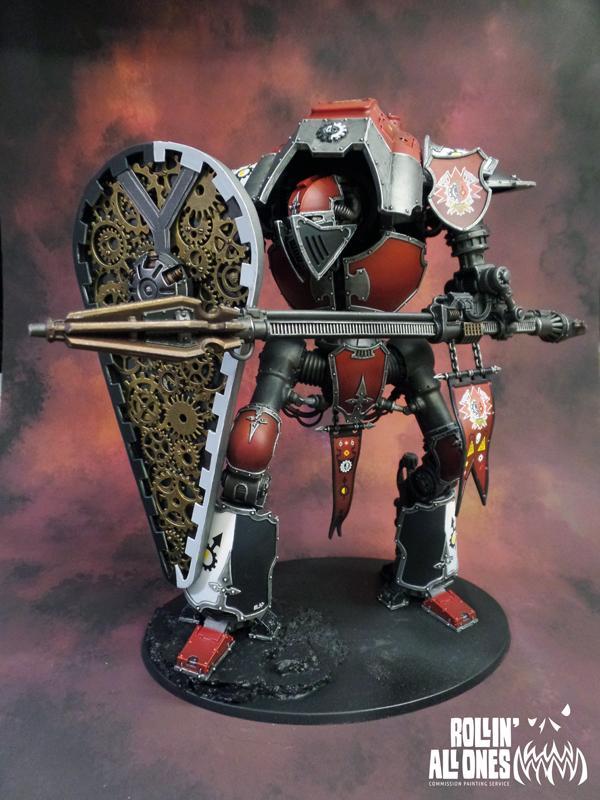 Forge World, Knights, Lancer, Mars, Mechanicus, Warhammer 40,000