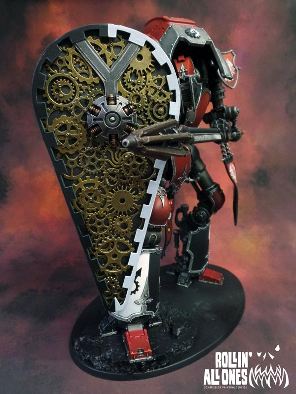 Cogs, Imperial, Knights, Shield, Steampunk