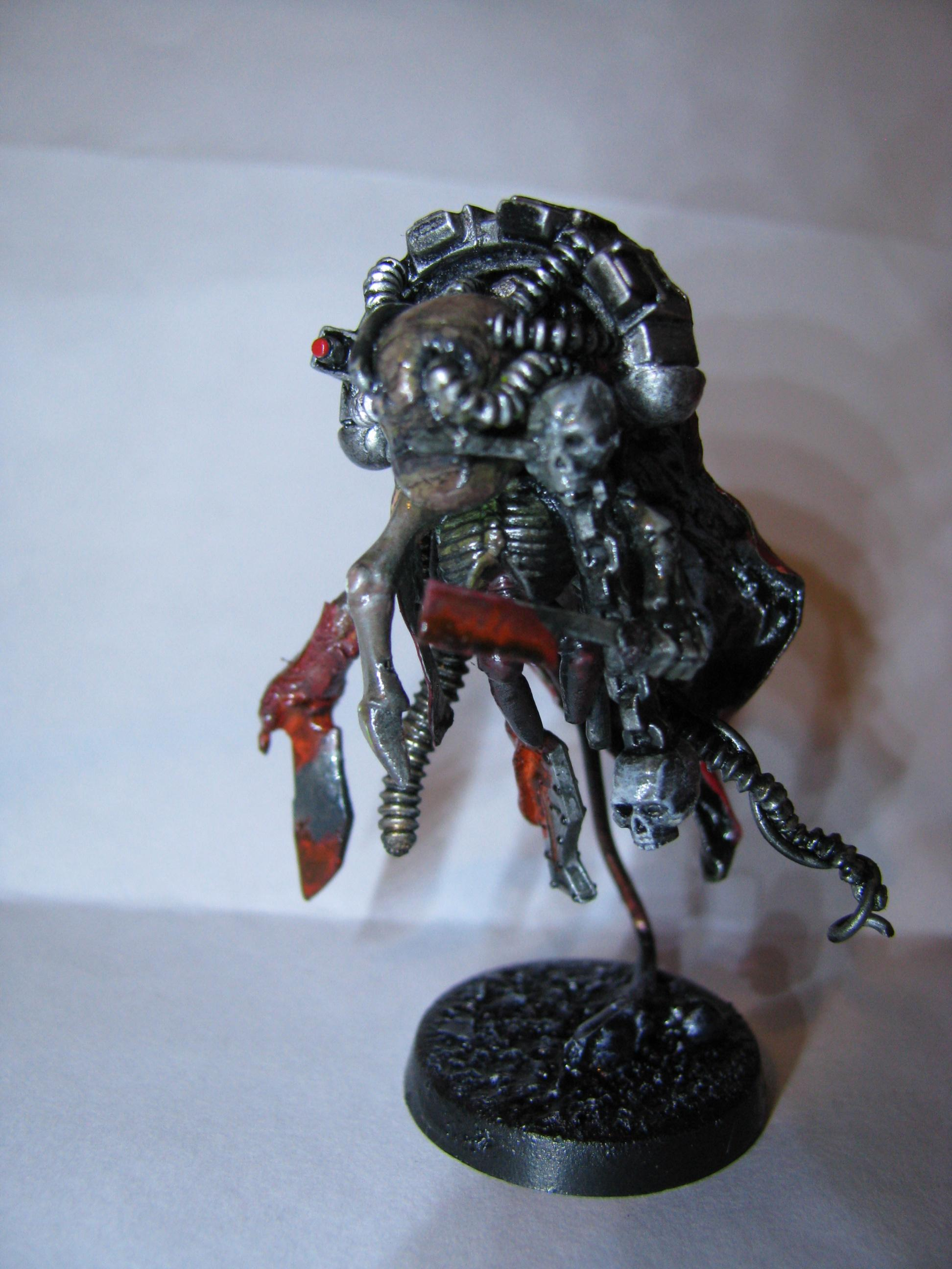 Chaos, Chaos Space Marines, Conversion, Nurgle