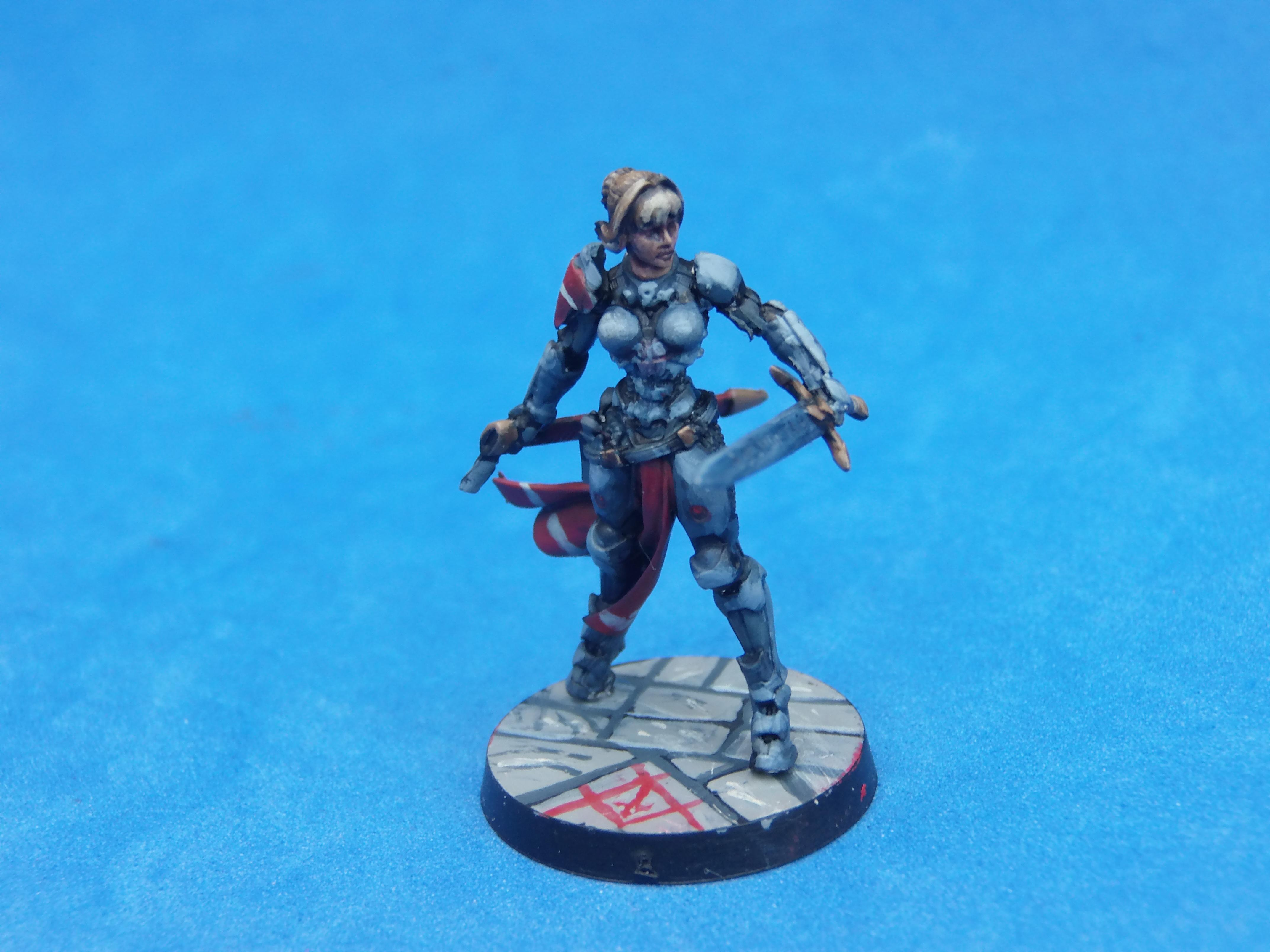 Infinity, Joan Of Arc, Limited Edition, Non-Metallic Metal