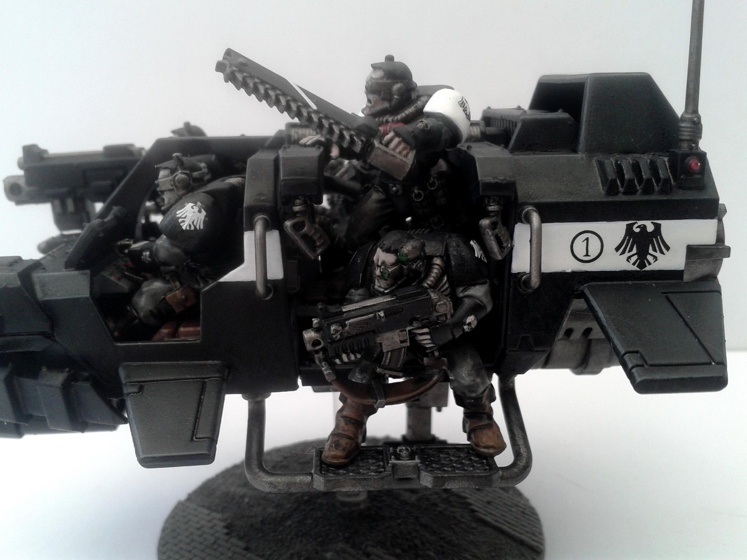 Black, Boltgun, Chapter, Guard, Land, Launcher, Markings, Pistol, Raven, Scouts, Space, Space Marines, Speeder, Squad, Staff, Stave, Storm, Tactics, Warhammer 40,000